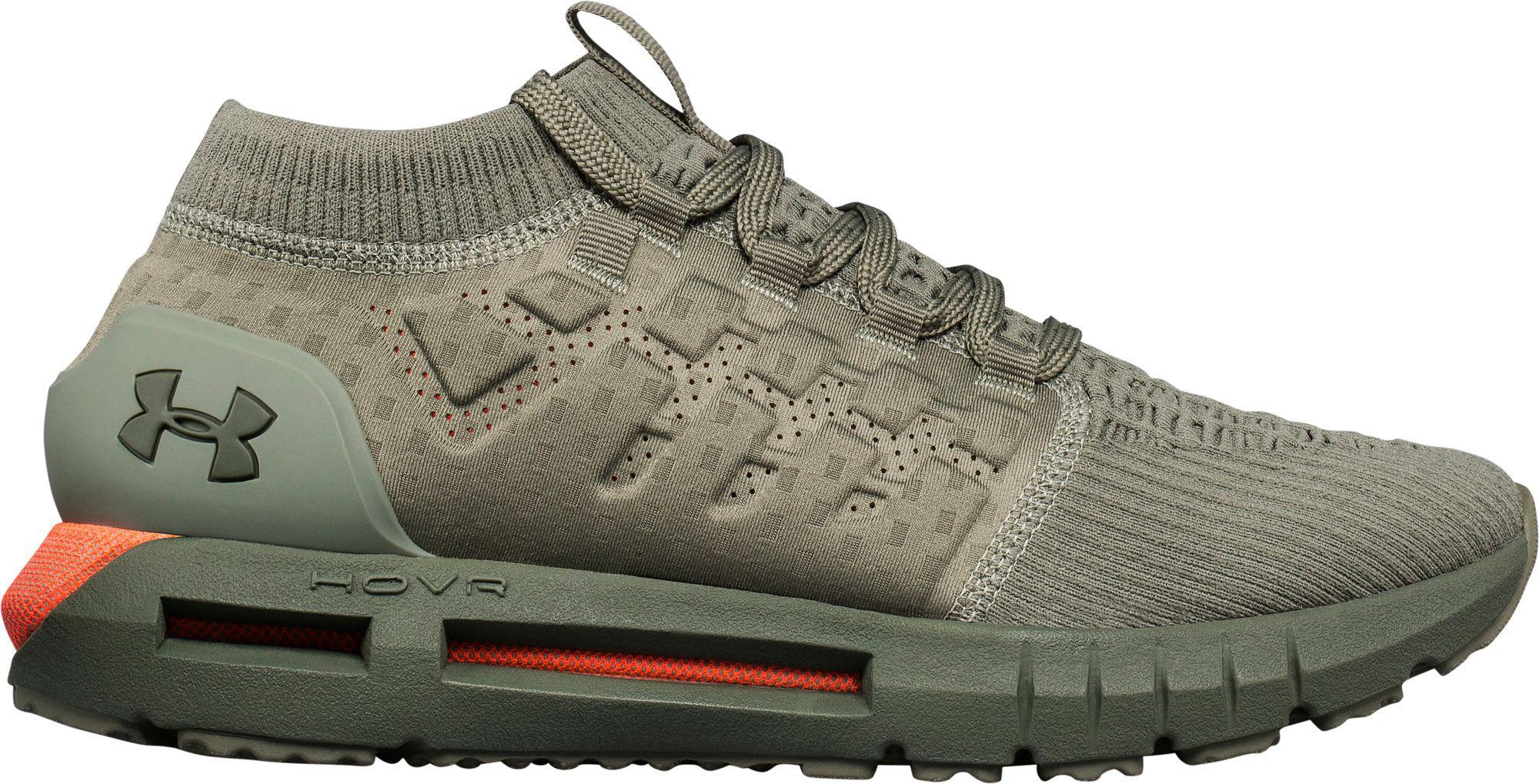 1351d9563 Under Armour Hovr Phantom Running Shoes in Green for Men - Lyst