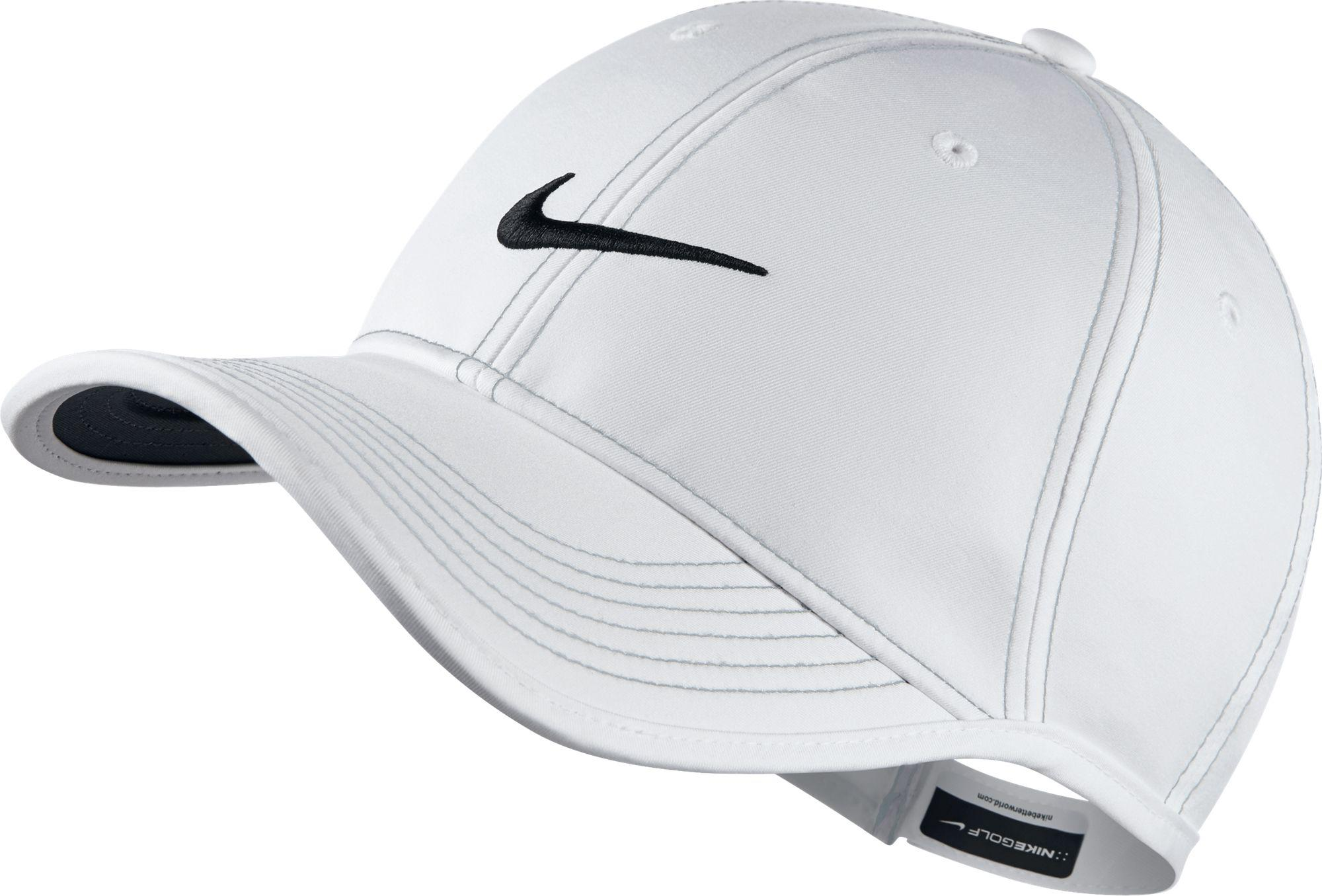 ec21ca297da Lyst - Nike Ultralight Tour Performance Golf Hat in White for Men