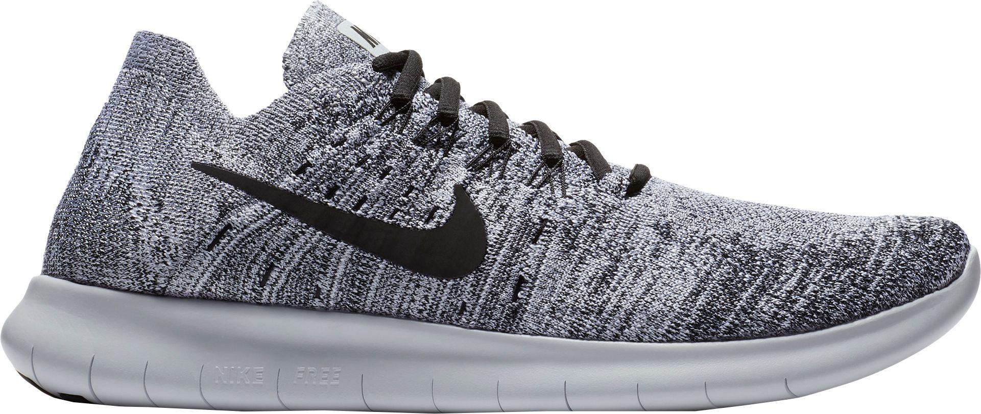 45d5a8ecae6a Lyst - Nike Free Rn Flyknit 2017 Running Shoes in Gray for Men