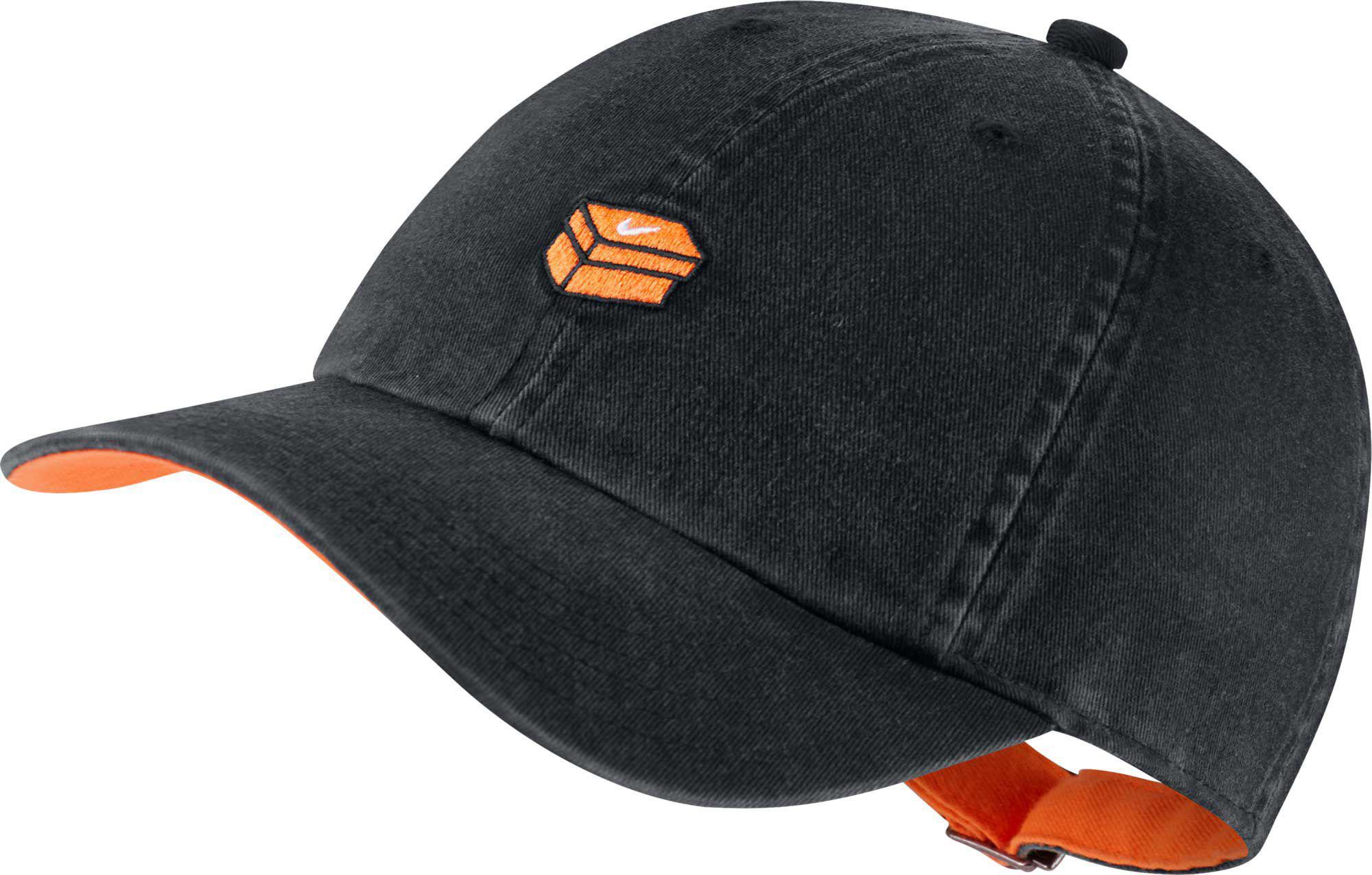 Lyst - Nike Oys  Heritage86 Shoebox Adjustable Hat in Black for Men 48c2d1ff5ab