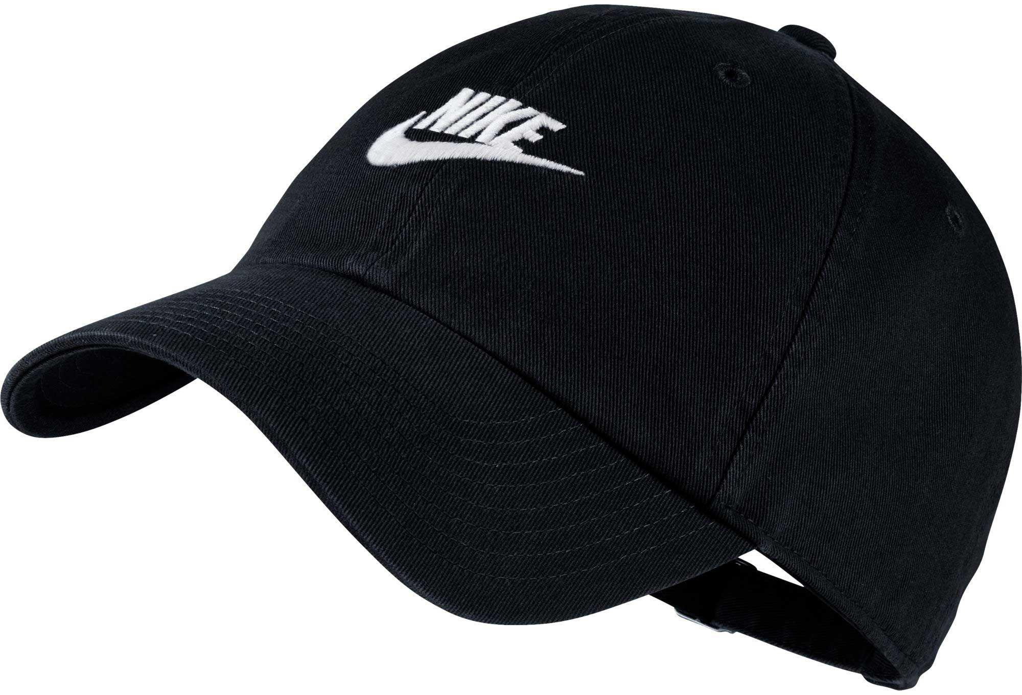0d9f16294a0e9 Nike Sportswear H86 Cotton Twill Adjustable Hat in Black for Men - Lyst