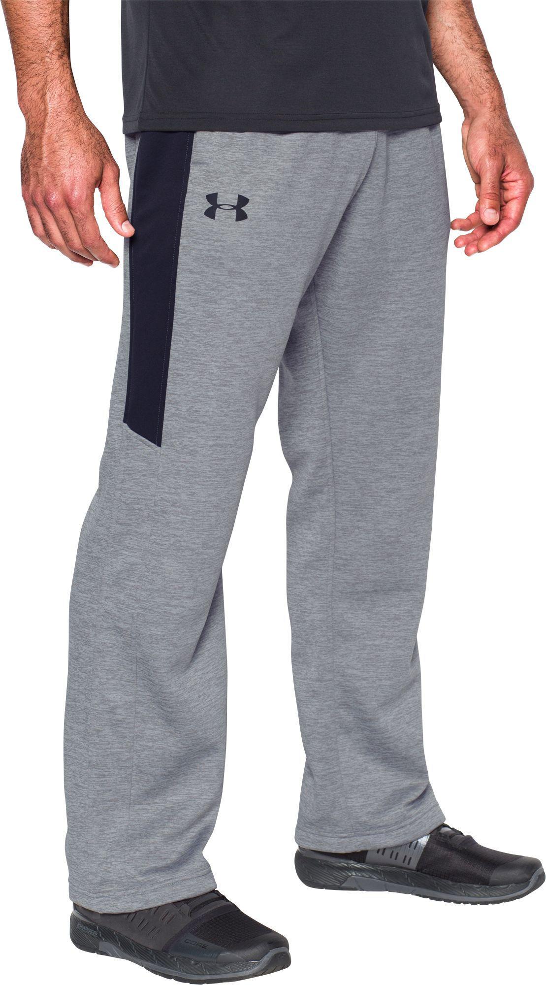 ecbce05d8cc2 Lyst - Under Armour Storm Armour Fleece Pants in Black for Men