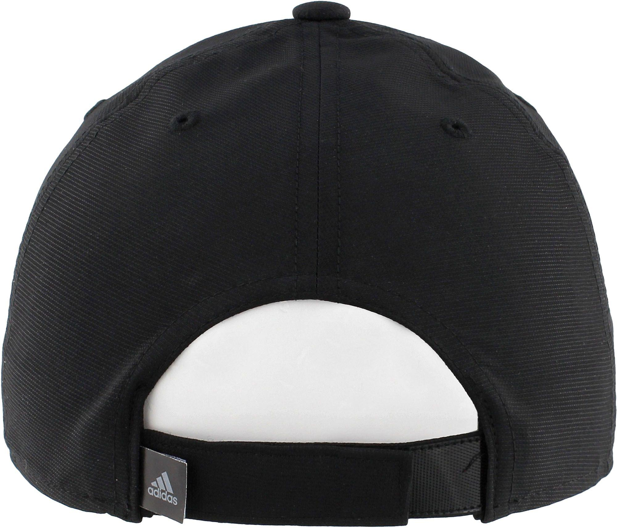 9994ee9fa44 Adidas - Black Decision Hat for Men - Lyst. View fullscreen