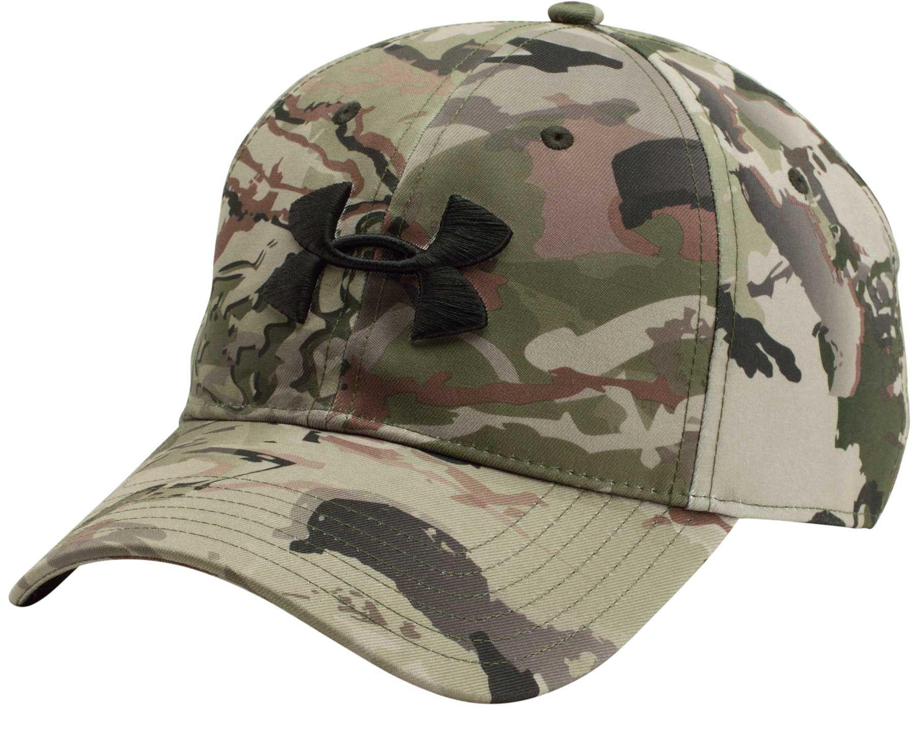 fc1fc42cc01 Under Armour - Multicolor Camo 2.0 Hunting Hat for Men - Lyst