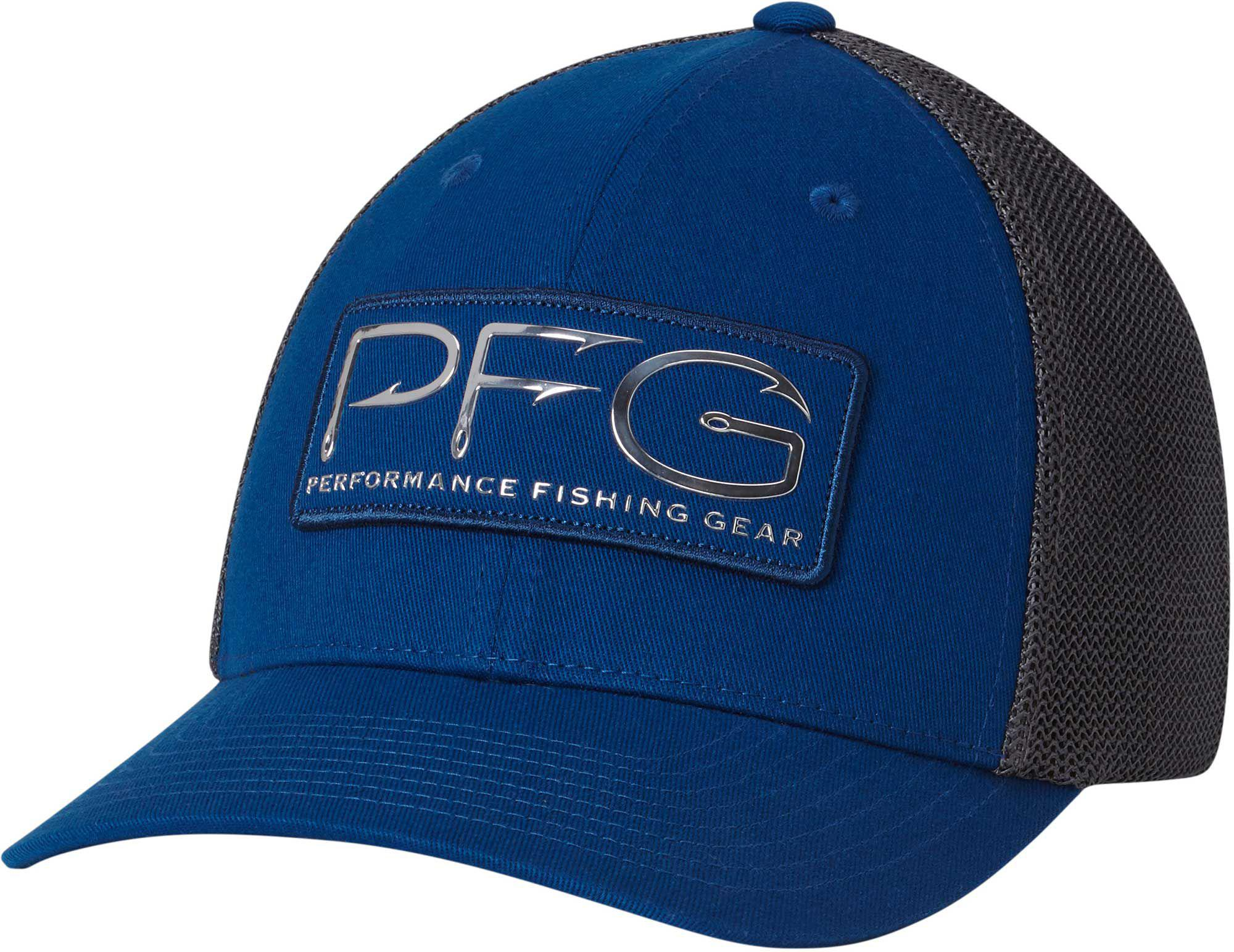 a074dc044eb Lyst - Columbia Pfg Mesh Ball Cap in Blue for Men - Save 32%