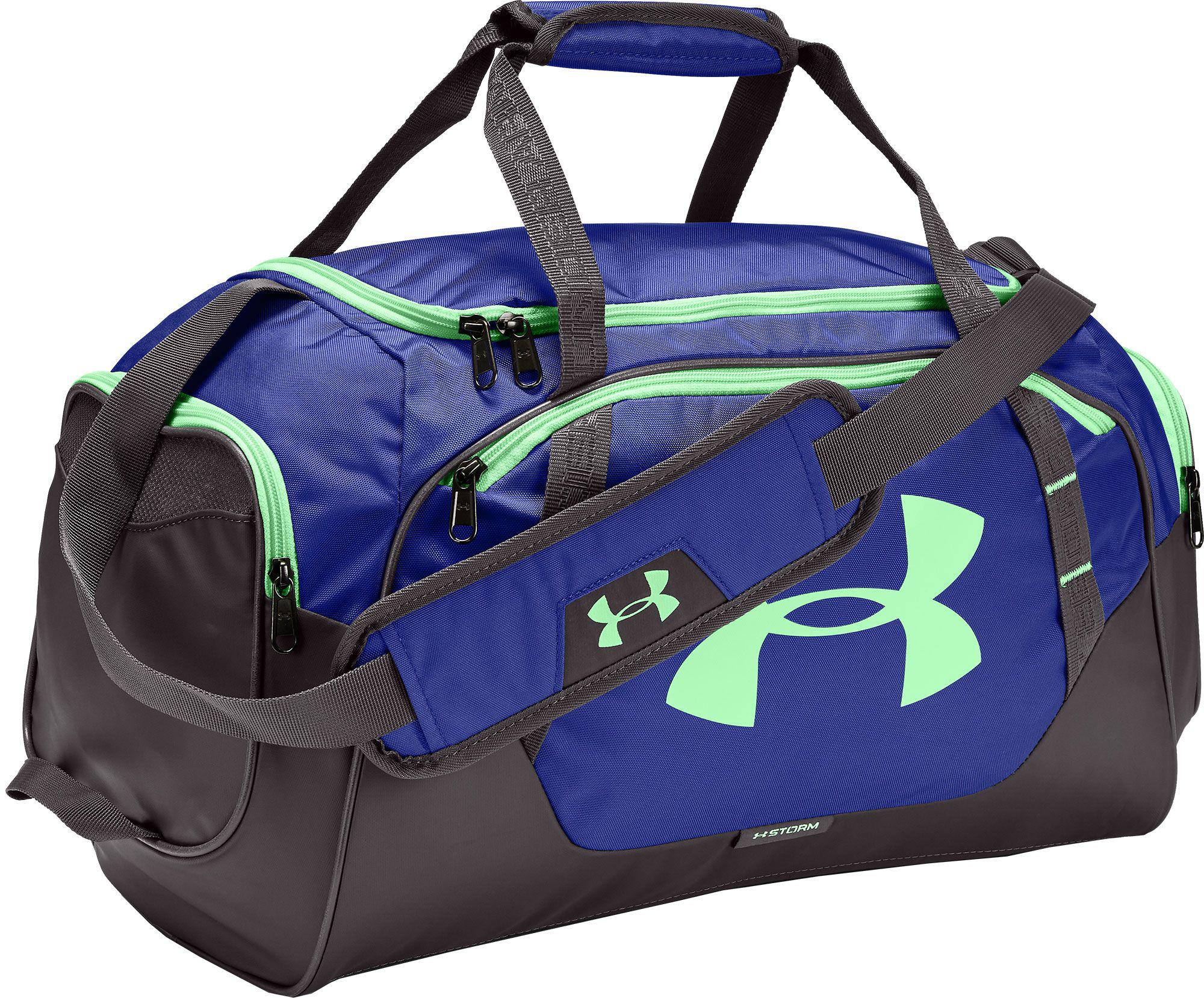 cadca1aa72c1 Under Armour - Multicolor Undeniable 3.0 Small Duffle Bag for Men - Lyst