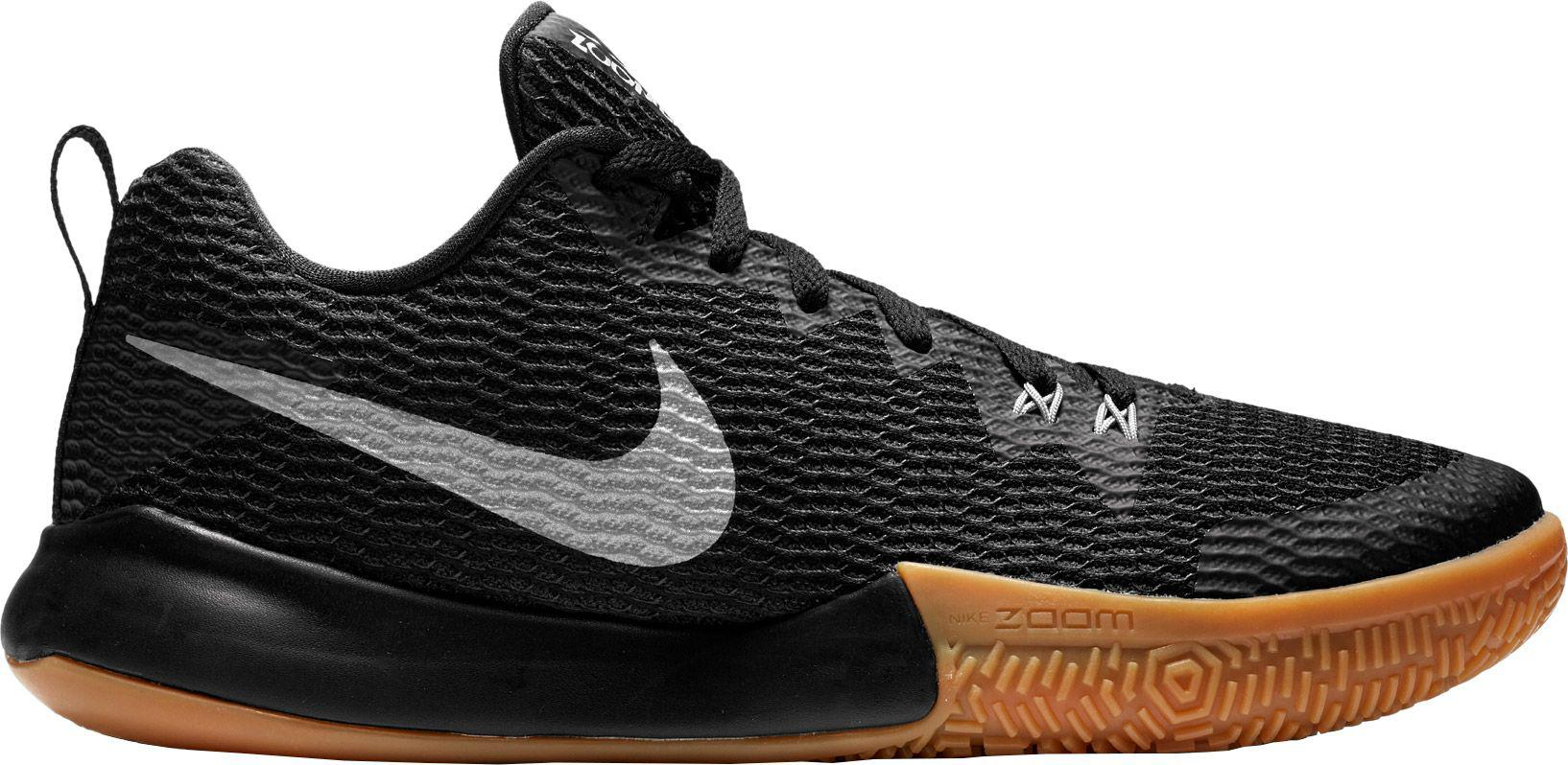 d2133cd94921 Lyst - Nike Zoom Live Ii Basketball Shoes in Black for Men