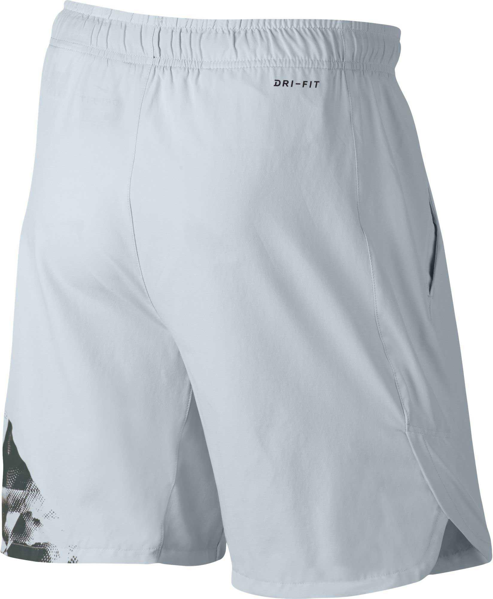 290cac2a101a2 Lyst - Nike Clouded Graphic Flex Vent Woven Shorts for Men