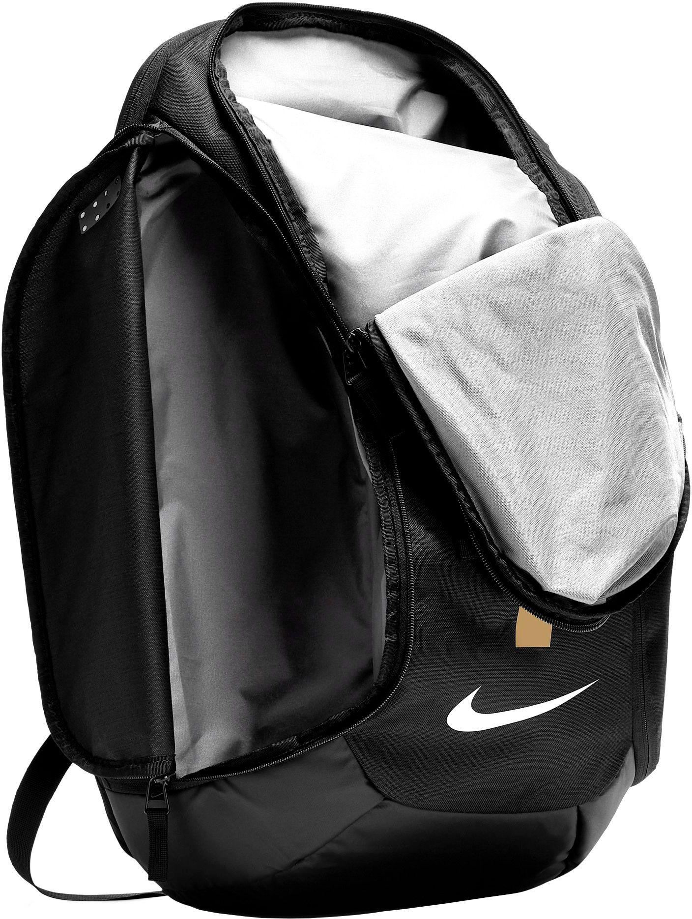 85a8dbba78 Lyst - Nike Hoops Elite Pro Basketball Backpack in Black for Men