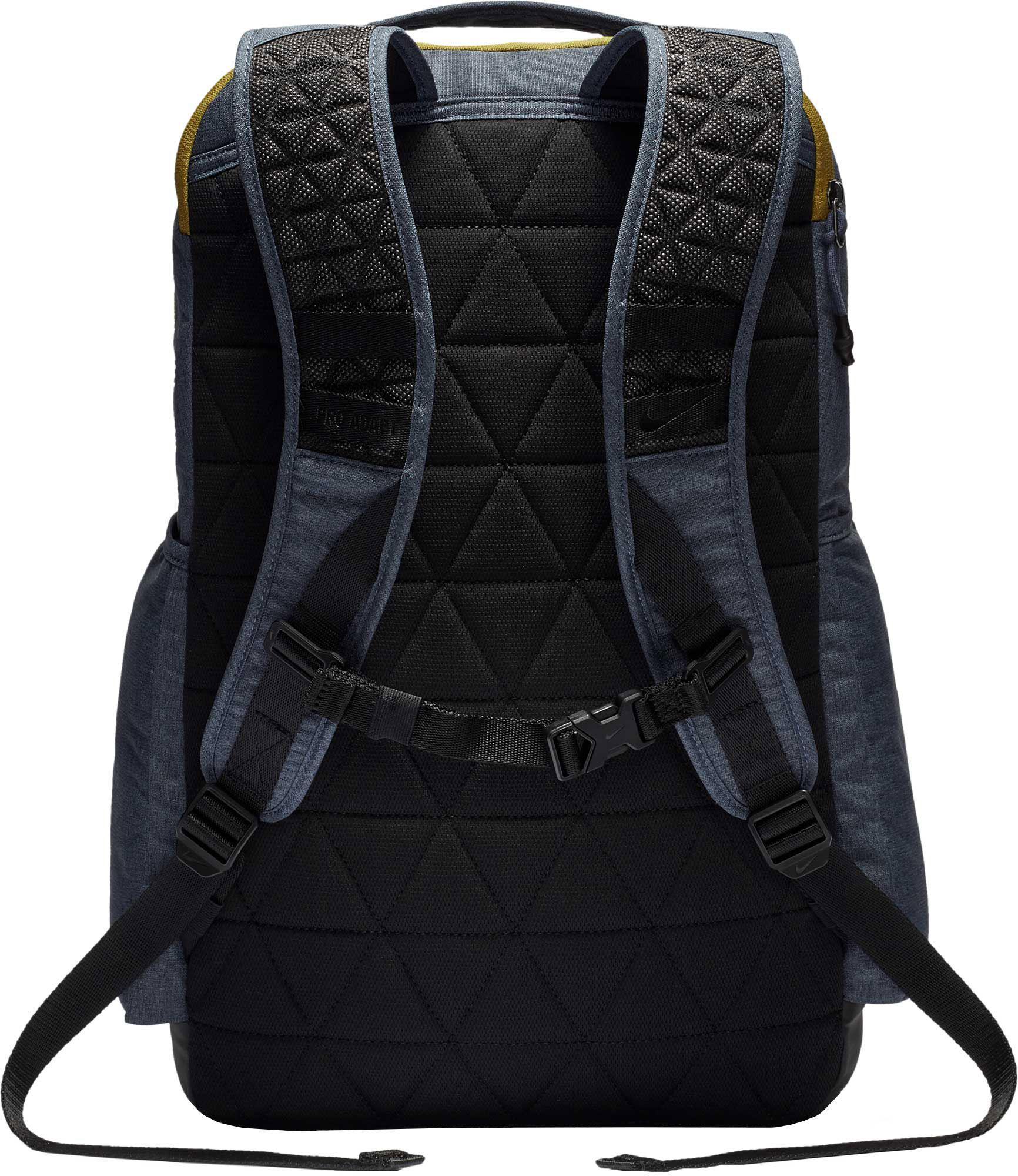 Nike - Black Vapor Power Heathered Training Backpack for Men - Lyst. View  fullscreen 77a12c06c96e9