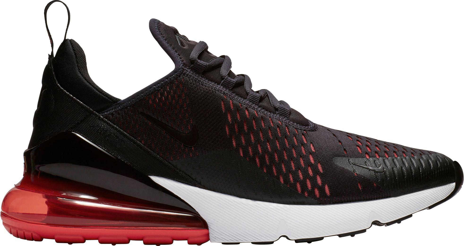 outlet store aac46 98953 Nike - Black Air Max 270 Shoes for Men - Lyst