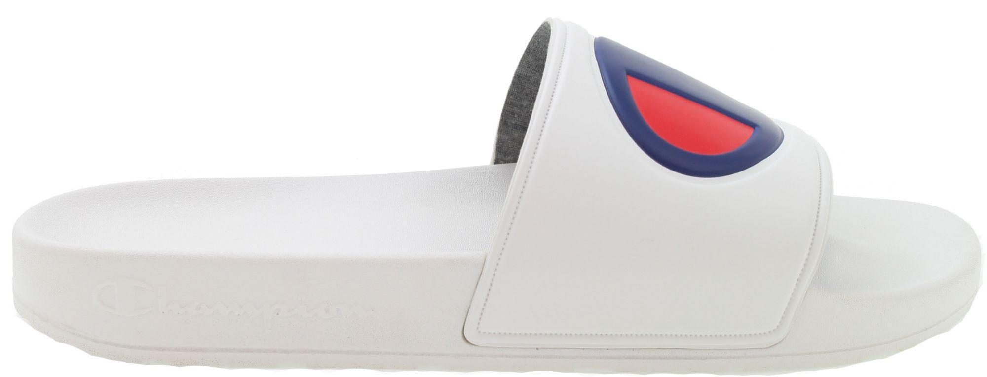 5dbf3a475bff Lyst - Champion Ipo Slides in White for Men