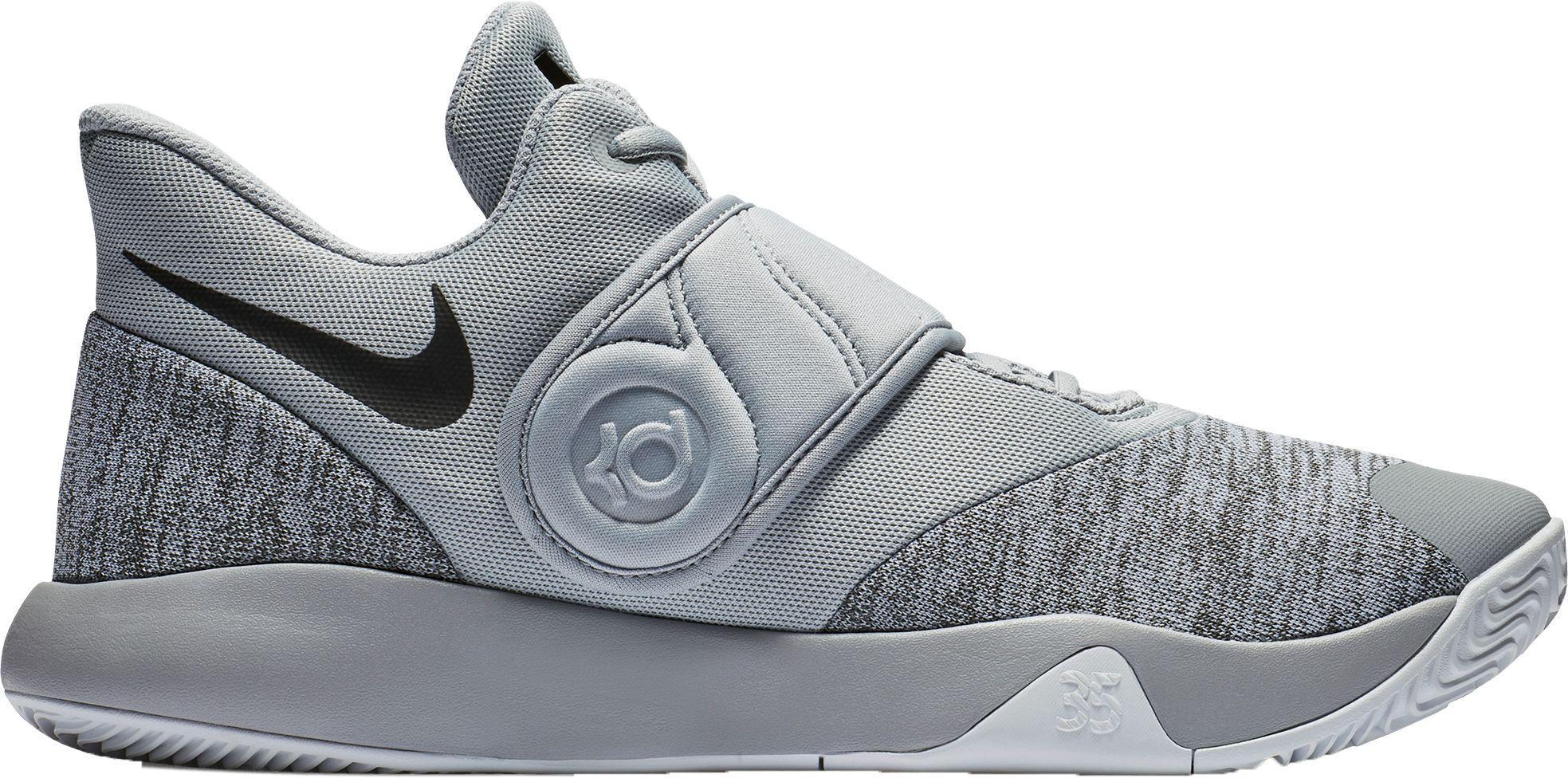 777fbe4e0e93 Lyst - Nike Kd Trey 5 Vi Basketball Shoes in Gray for Men