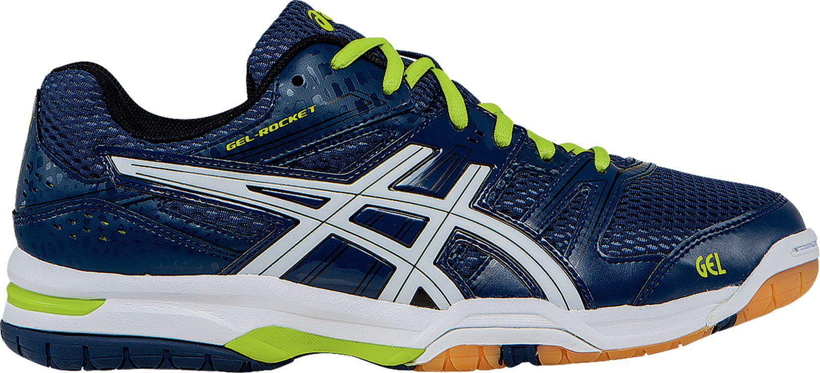 Lyst Asics bleu Gel Gel Rocket 7 Chaussures de de volleyball en bleu pour homme 027e326 - trumpfacts.website