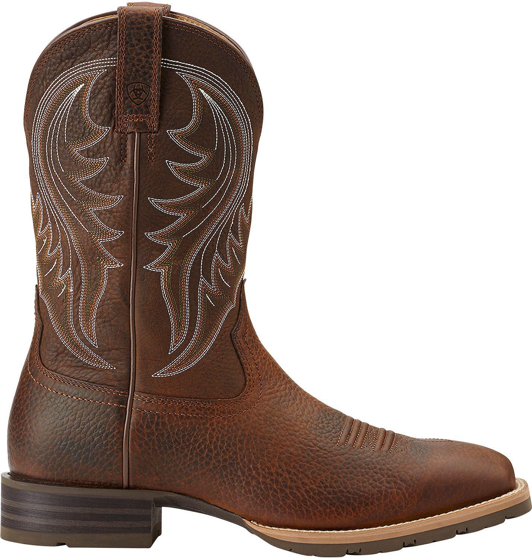 0452dd1cf83 Lyst - Ariat Hybrid Rancher Work Boots in Brown for Men