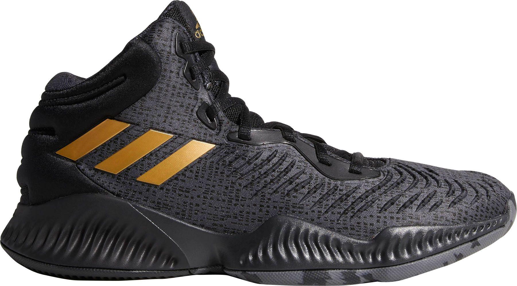 online retailer 7c6ac cdf94 Adidas - Black Mad Bounce 2018 Basketball Shoes for Men - Lyst