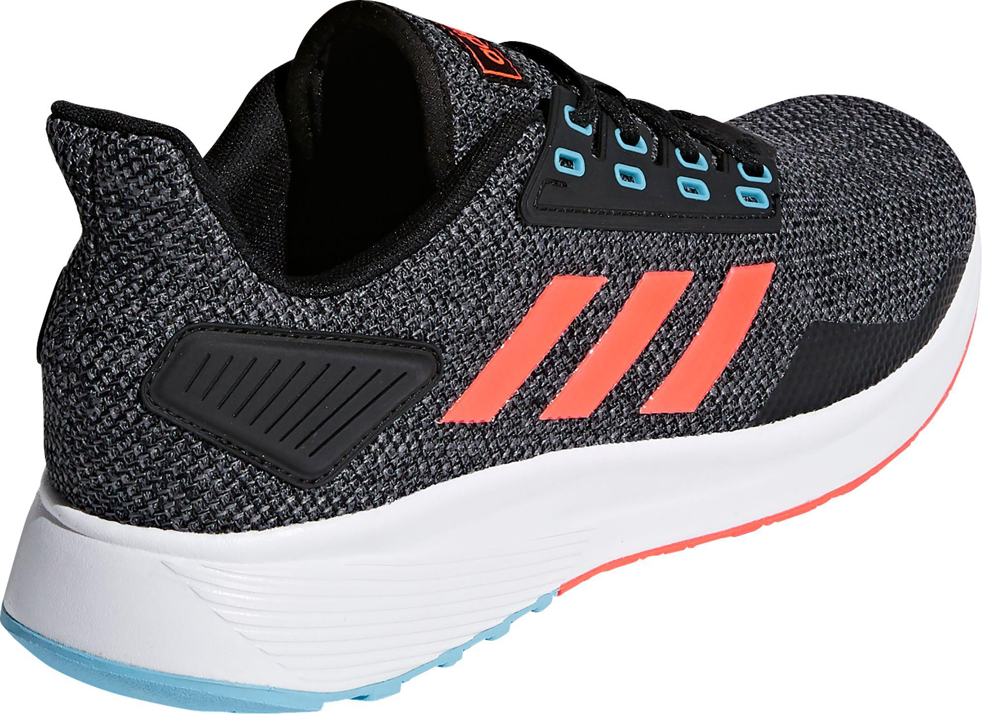 buy popular 1415b ca98a Adidas - Gray Duramo 9 Running Shoes for Men - Lyst