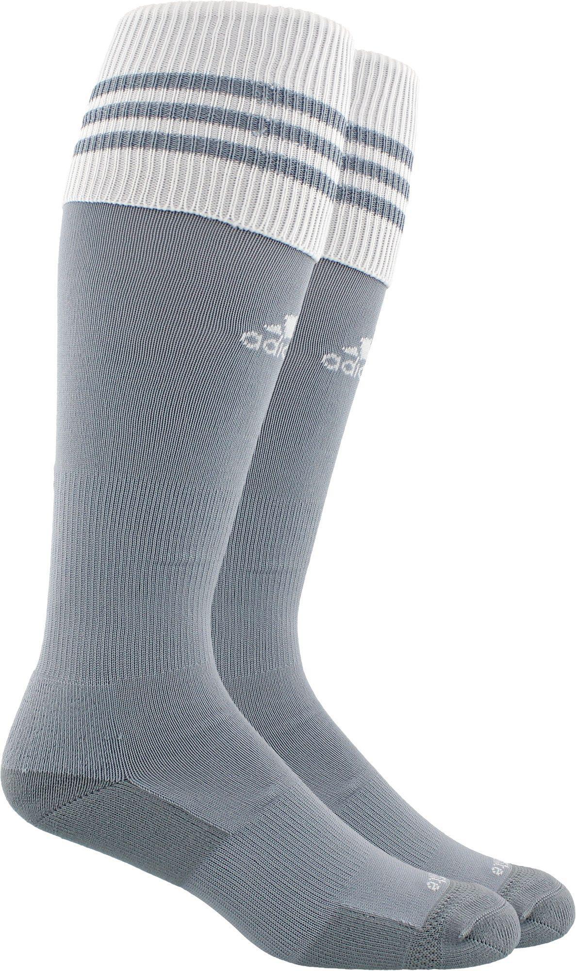 812ccedd3 adidas Copa Zone Cushion Ii Soccer Socks in Gray for Men - Lyst