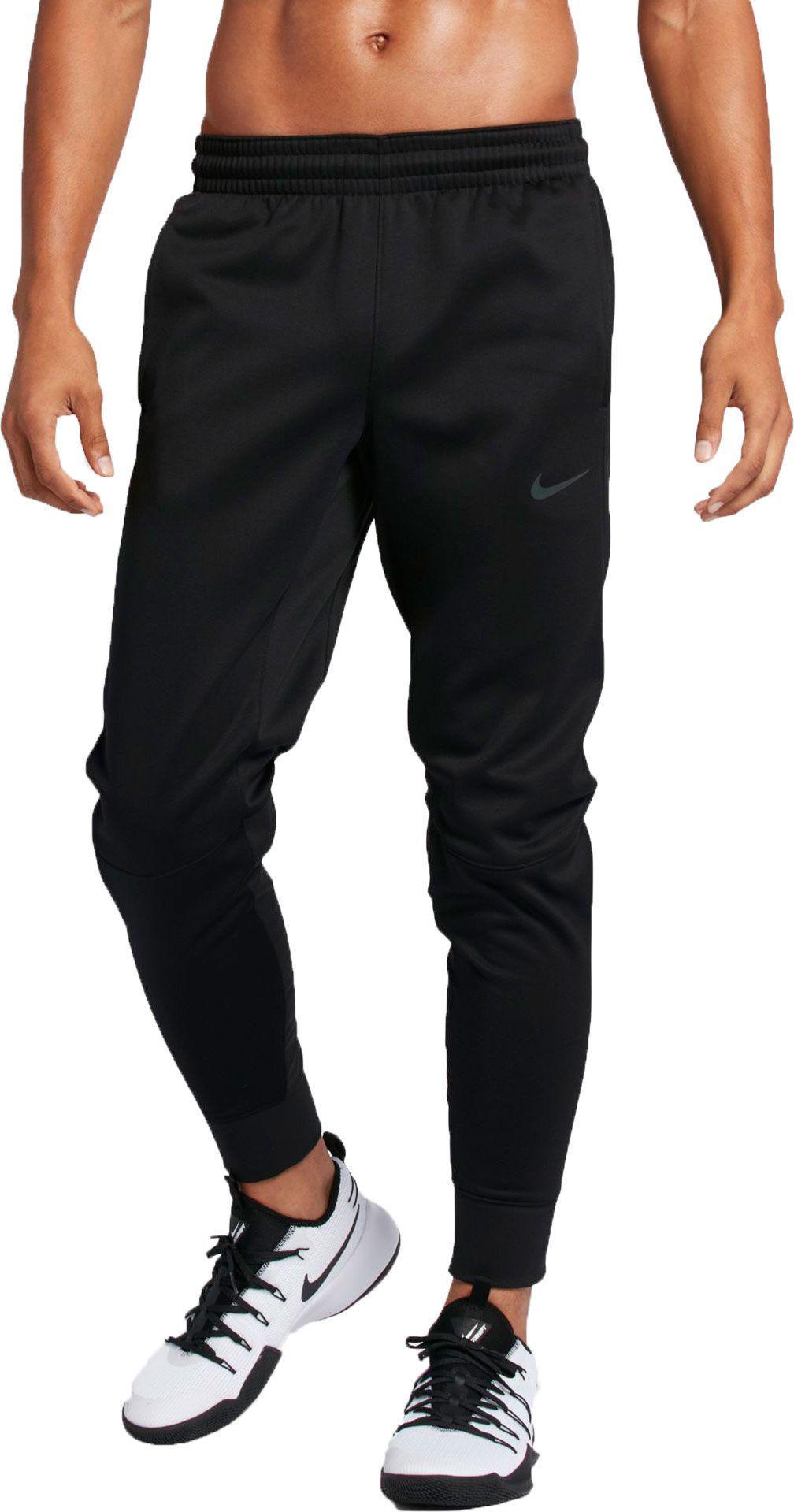 2d9a159d4978 Lyst - Nike Therma Hyper Elite Basketball Pants in Black for Men