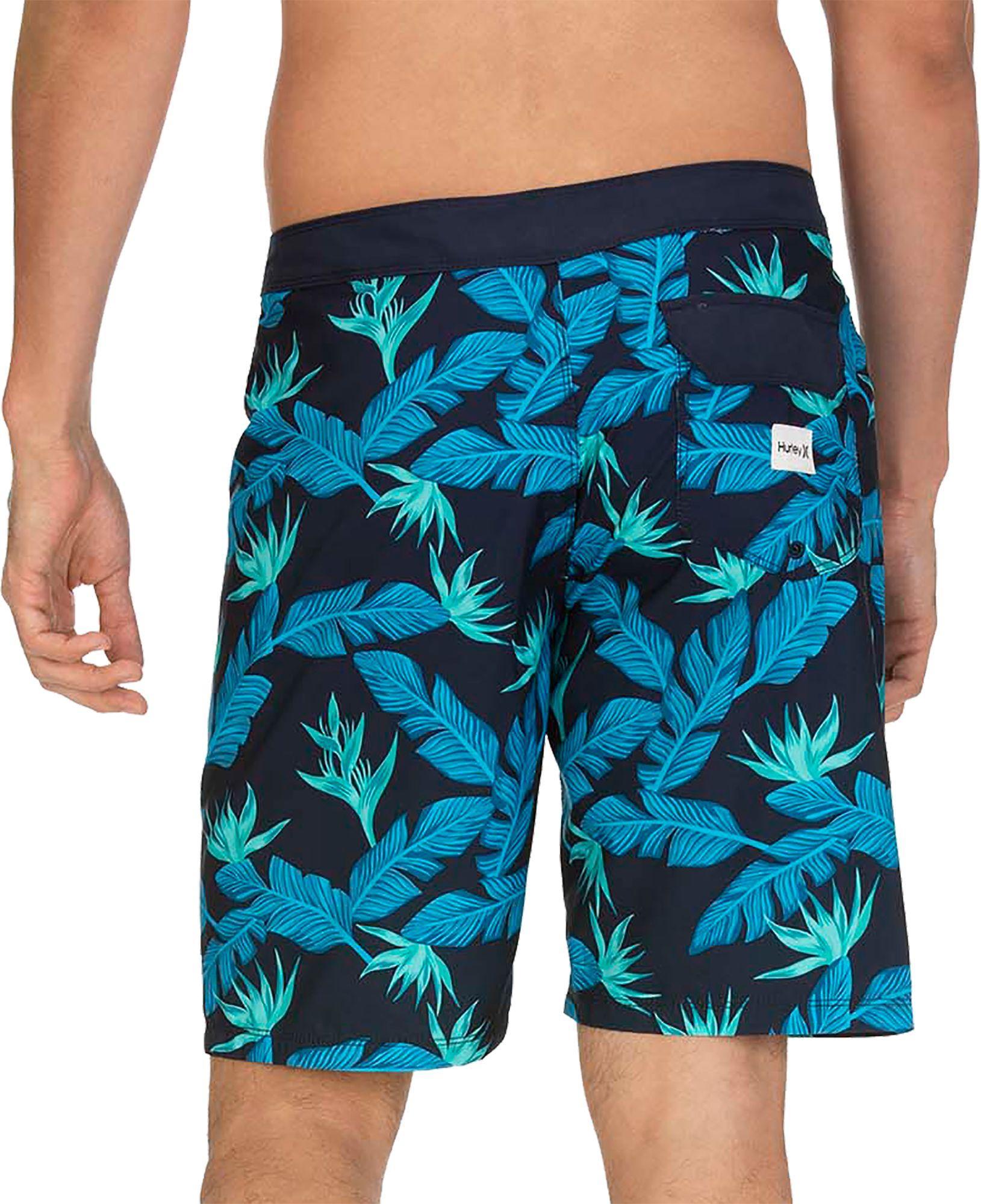 ddb2d91d96756 Lyst - Hurley Hanoi Board Shorts in Blue for Men