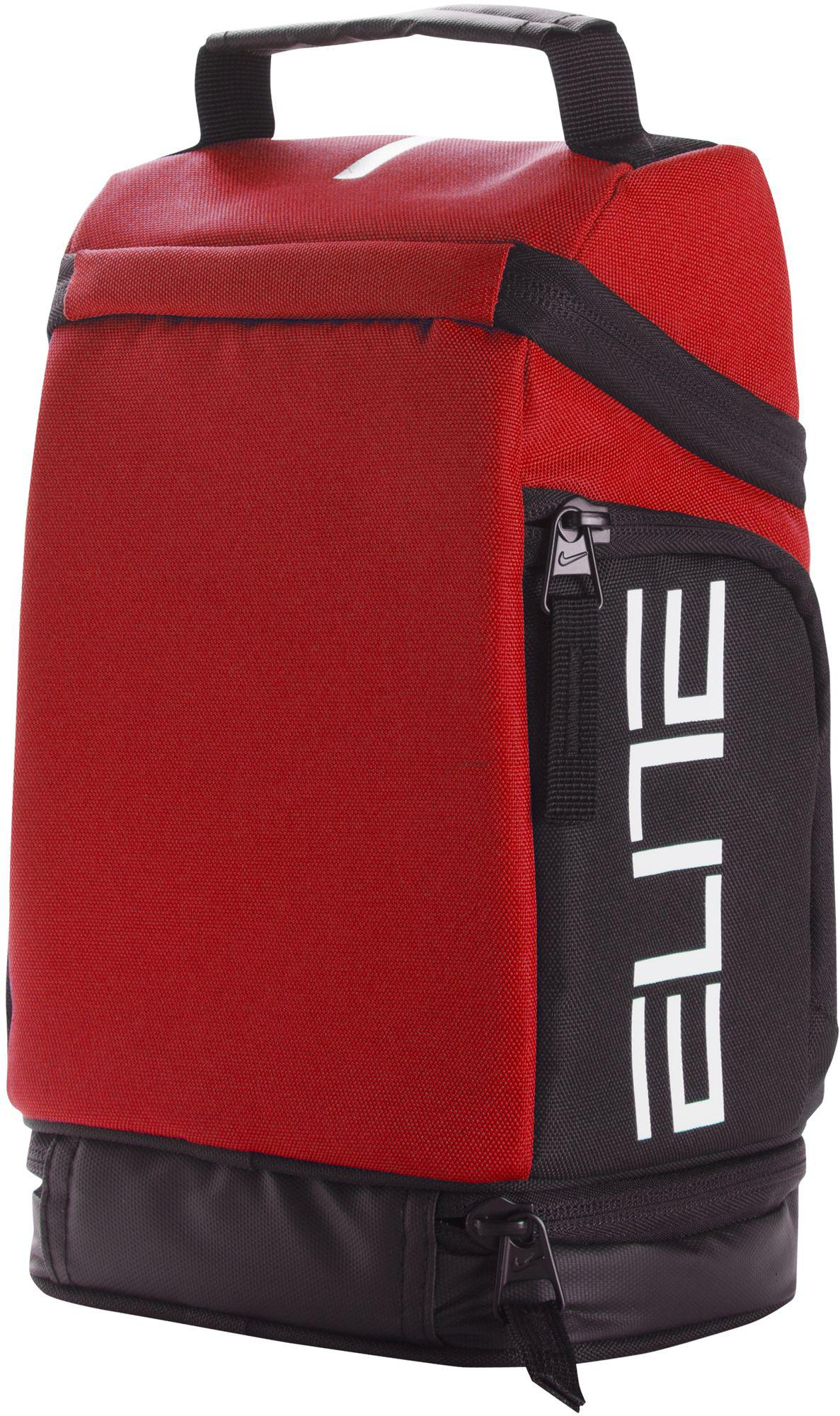 Lyst - Nike Elite Fuel Pack Lunch Tote Bag in Red for Men 946a7f6fbe8b7