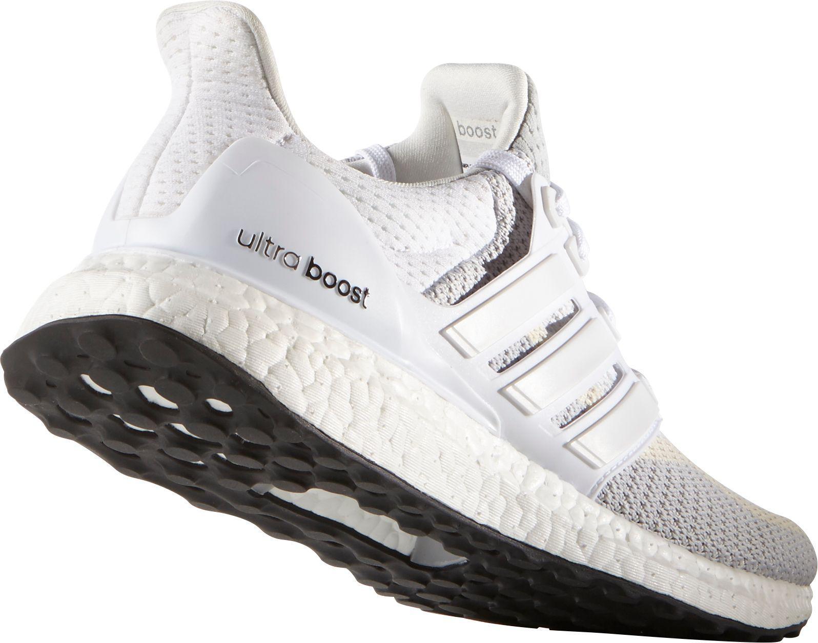 ffbab2c4f3186 Lyst - adidas Ultra Boost Running Shoes in Gray