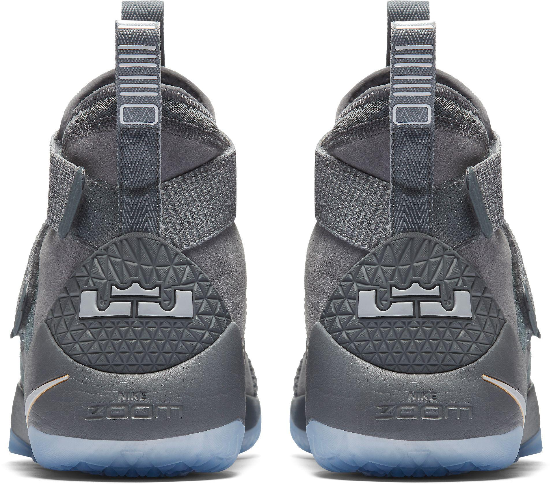 7863e9c45af4 Lyst - Nike Zoom Lebron Soldier Xi Basketball Shoes in Gray for Men