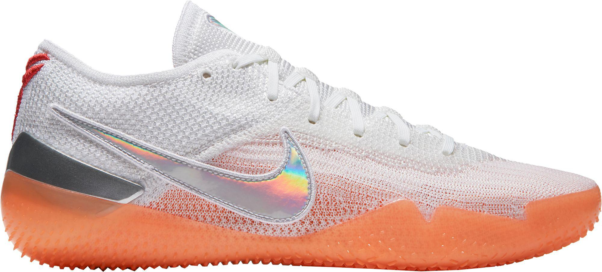 competitive price c6cb0 dacf9 Nike Kobe A.d. Nxt 360 Basketball Shoes in White for Men - Lyst