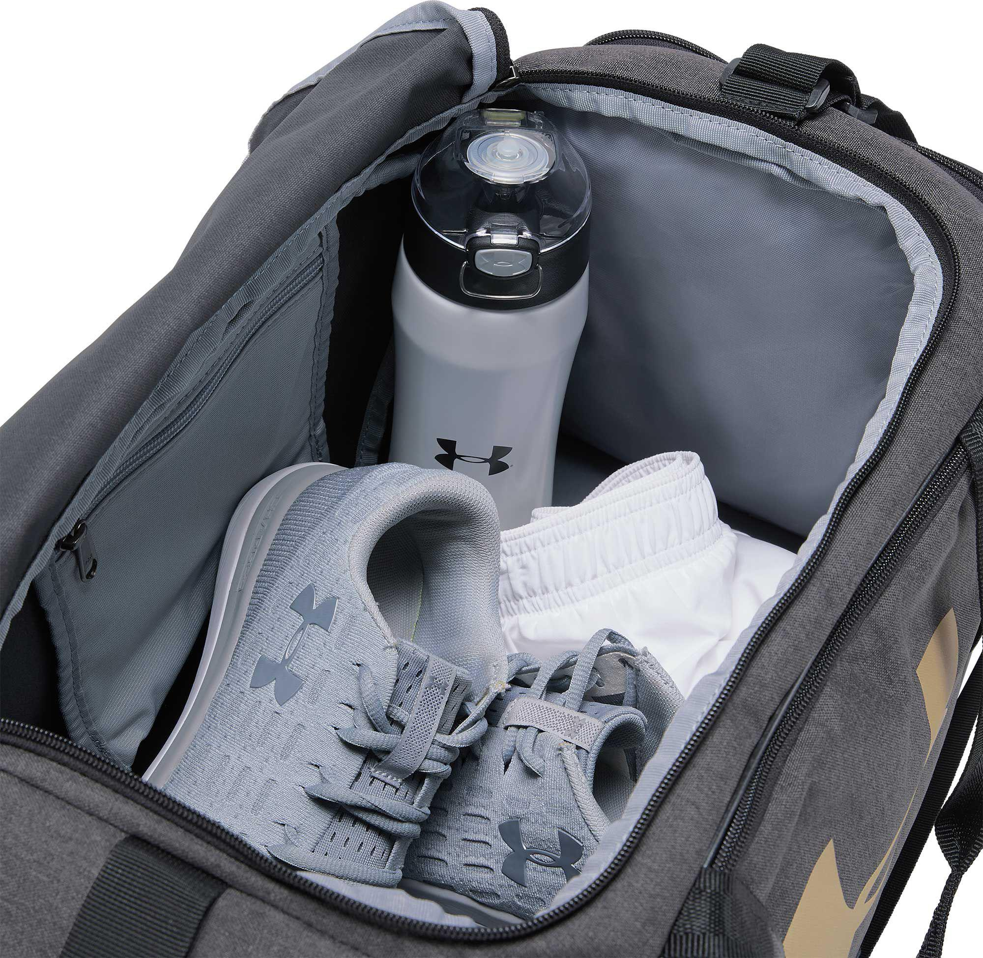 420a1e9766 Lyst - Under Armour Undeniable 3.0 Small Duffle Bag in Black for Men