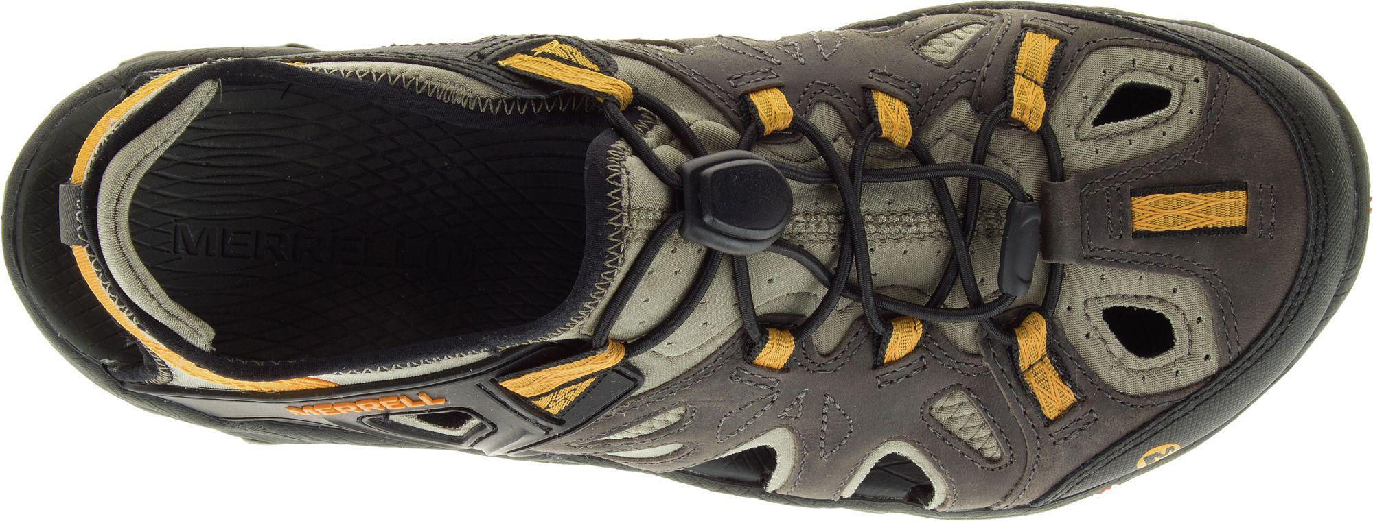 51956814c1fb Lyst - Merrell All Out Blaze Sieve Sandals in Gray for Men