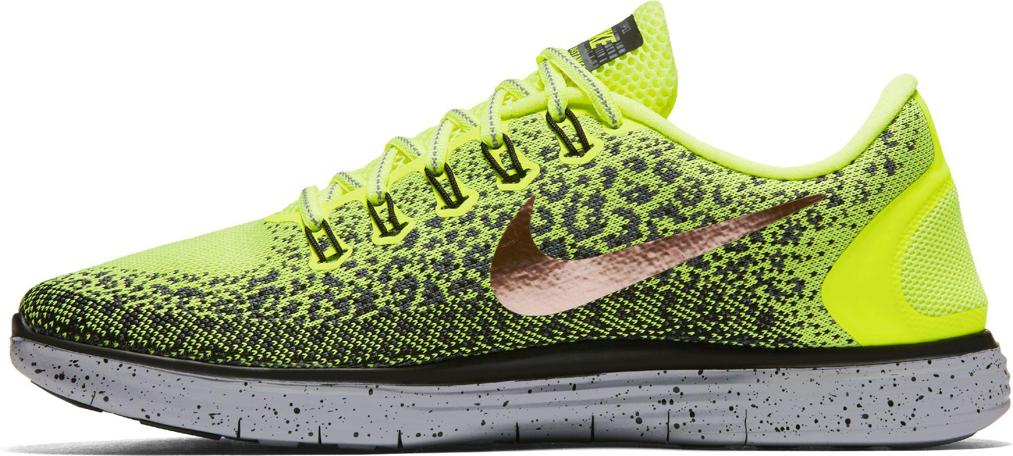 Shield Run Distance for Chaussures Homme Nike in Running Lyst Green Free qOwBBCI