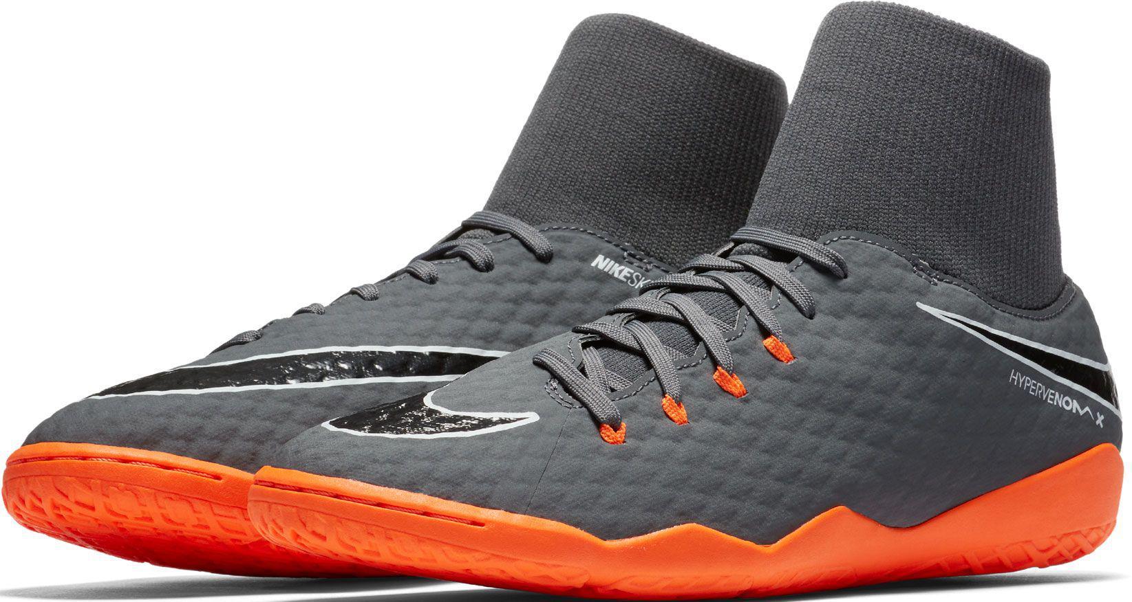 e70bf5ab98 Lyst - Nike Hypervenom Phantomx 3 Academy Dynamic Fit Indoor Soccer ...