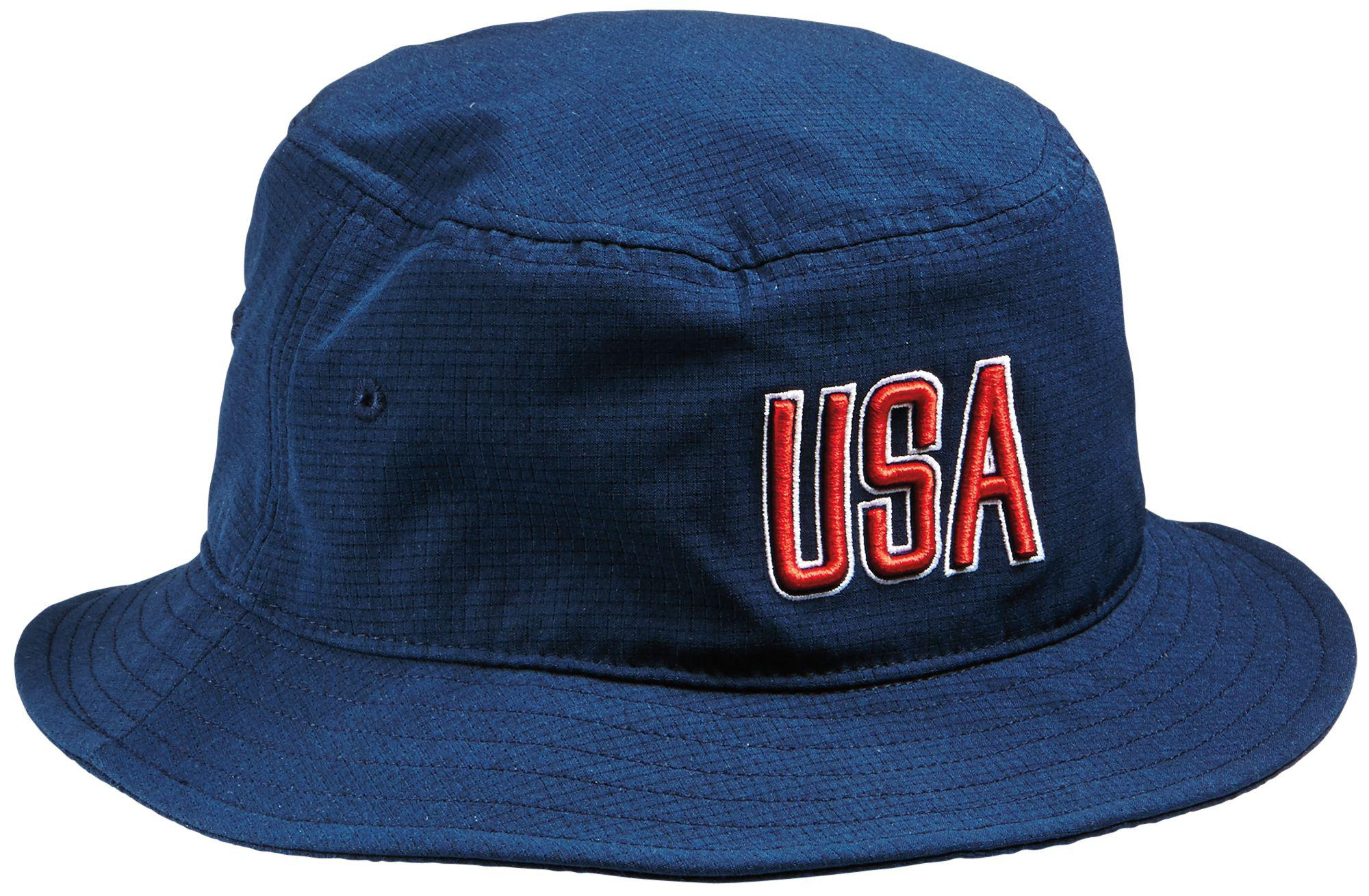 d87282d58f5 ... france lyst under armour armourvent usa bucket hat in blue for men  549f9 aa64b