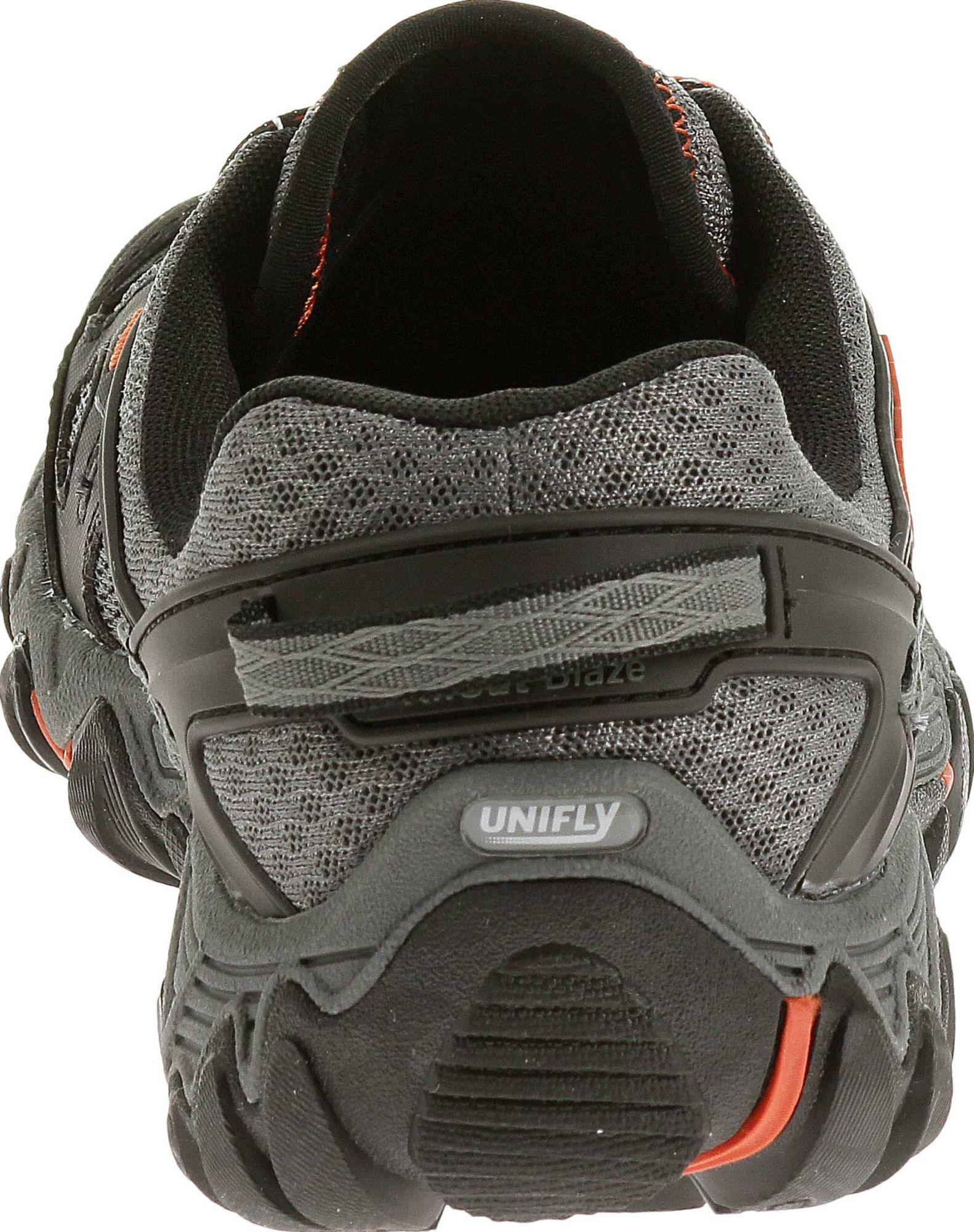 827d5a198abb Lyst - Merrell All Out Blaze Aero Sport Hiking Shoes in Black for Men