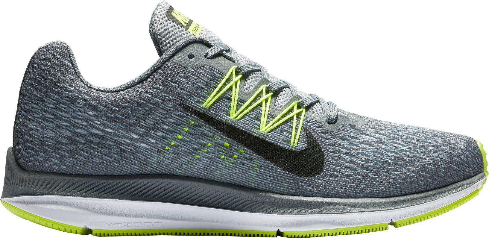 c51291d6768e2 ... cheap nike gray air zoom winflo 5 running shoes for men lyst 70a85 7a310