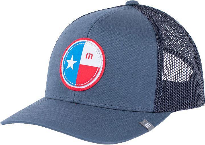 59da6971610 Lyst - Travis Mathew Ten Gallon Golf Hat in Blue for Men