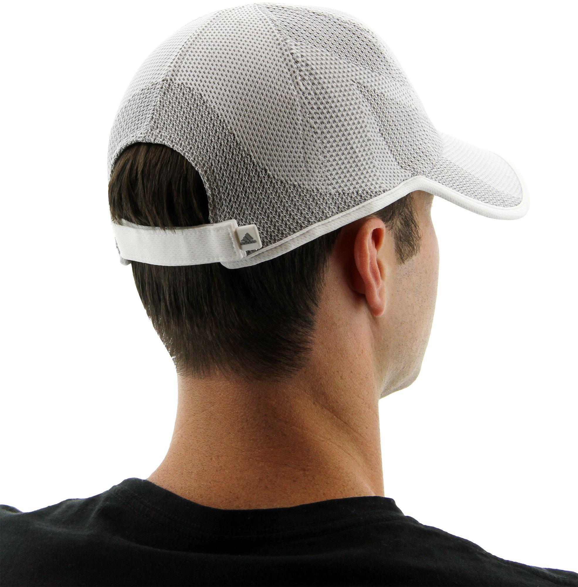 44e0f39c619 Adidas - Gray Adizero Prime Cap for Men - Lyst. View fullscreen