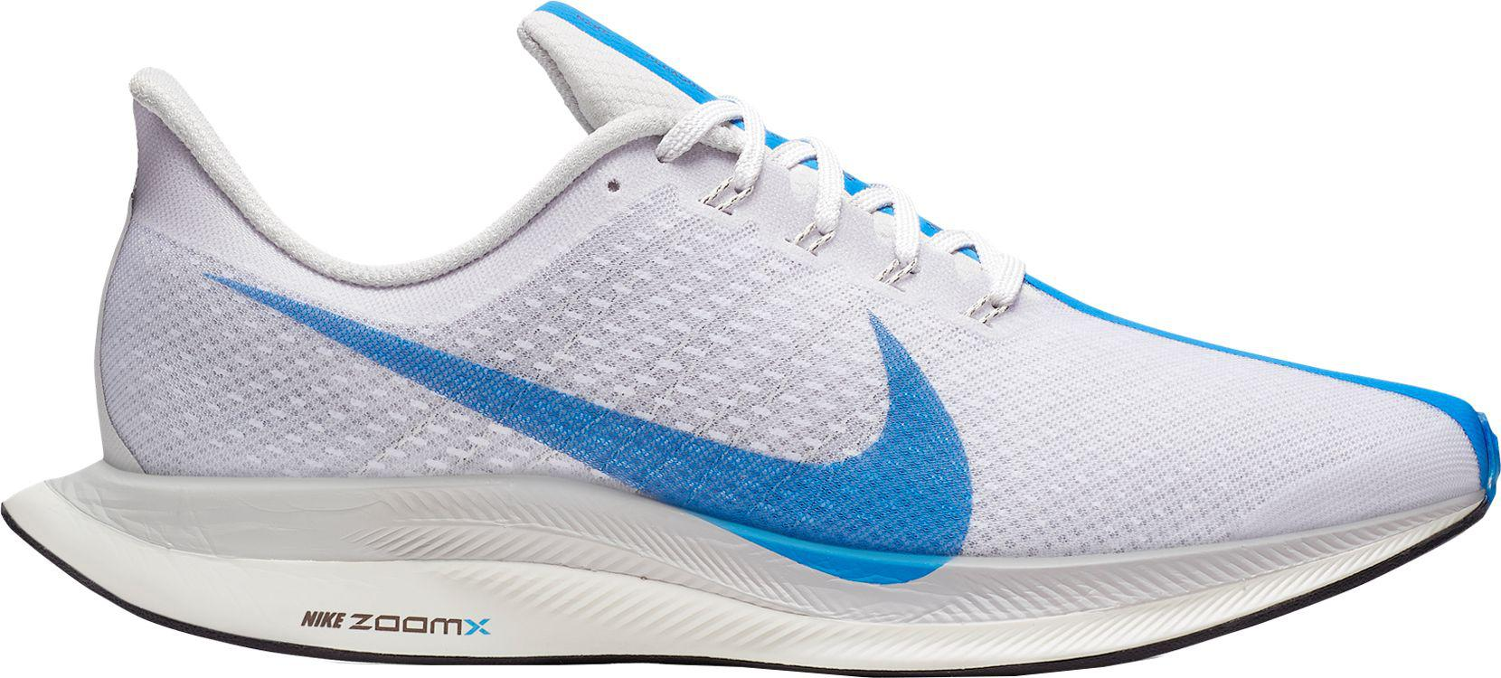 adb210df18147 Lyst - Nike Air Zoom Pegasus 35 Turbo Running Shoes in Blue for Men ...
