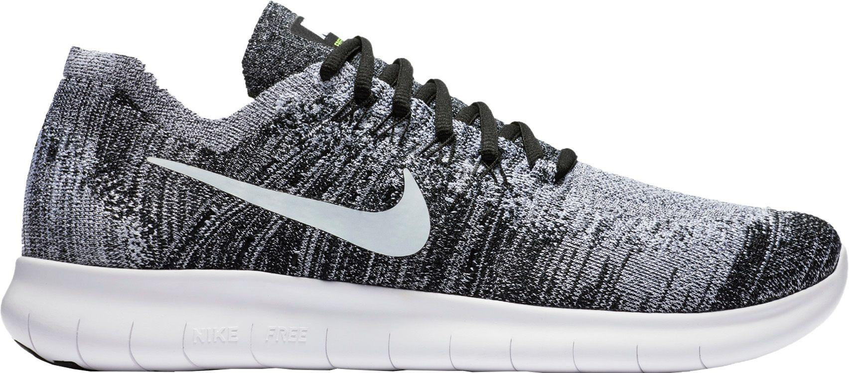 94343ee32d98d Lyst - Nike Free Rn Flyknit 2017 Running Shoes in Gray for Men