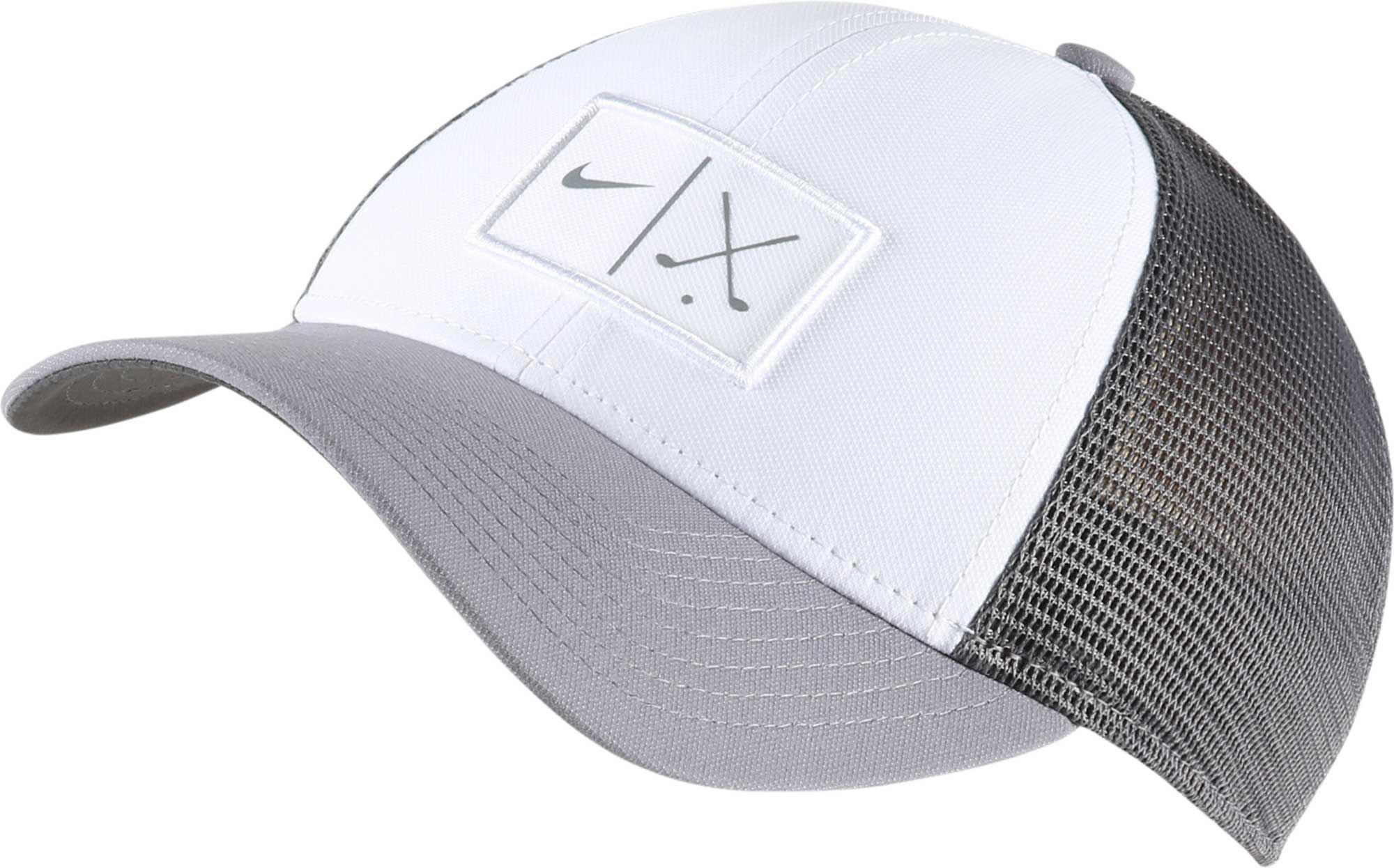 best sneakers 966da 54493 Nike Mesh Golf Hat in Gray for Men - Lyst