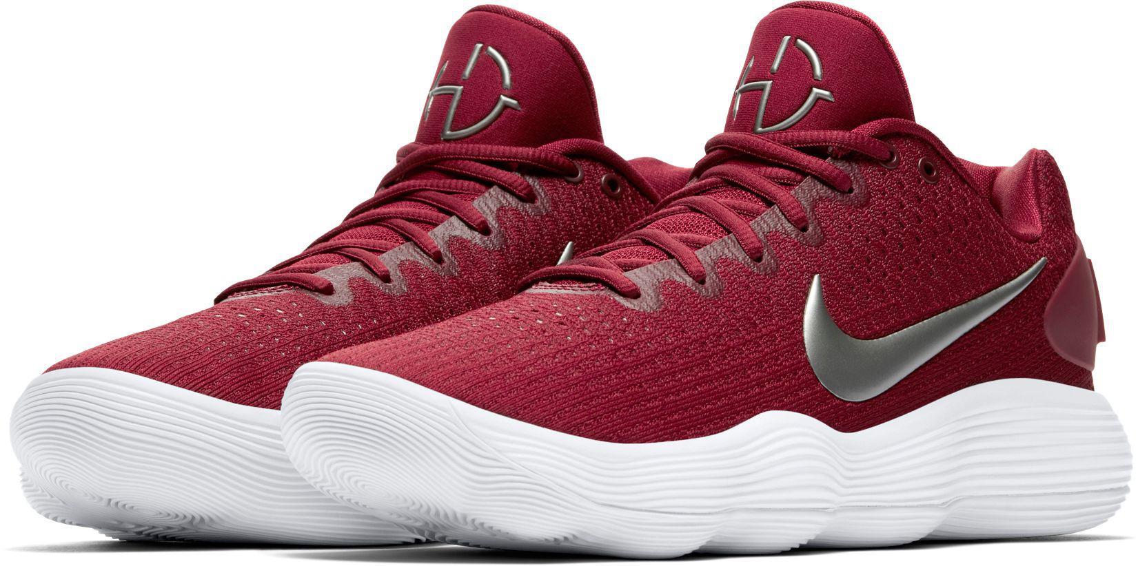 15c322177d7 Nike - Multicolor React Hyperdunk 2017 Low Basketball Shoes - Lyst