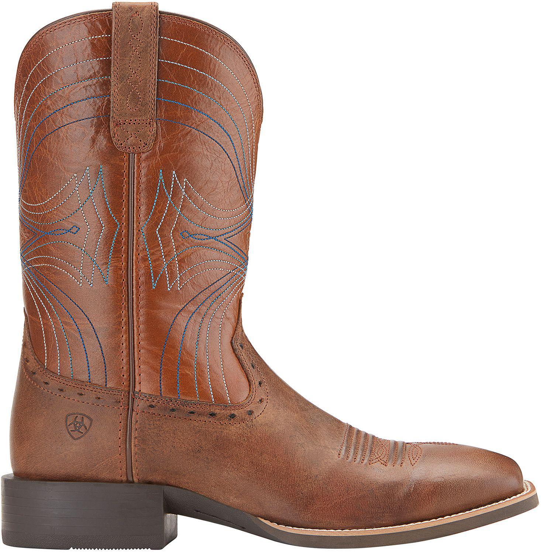 3ea226109e3 Women's Brown Sport 11'' Wide Square Toe Work Boots