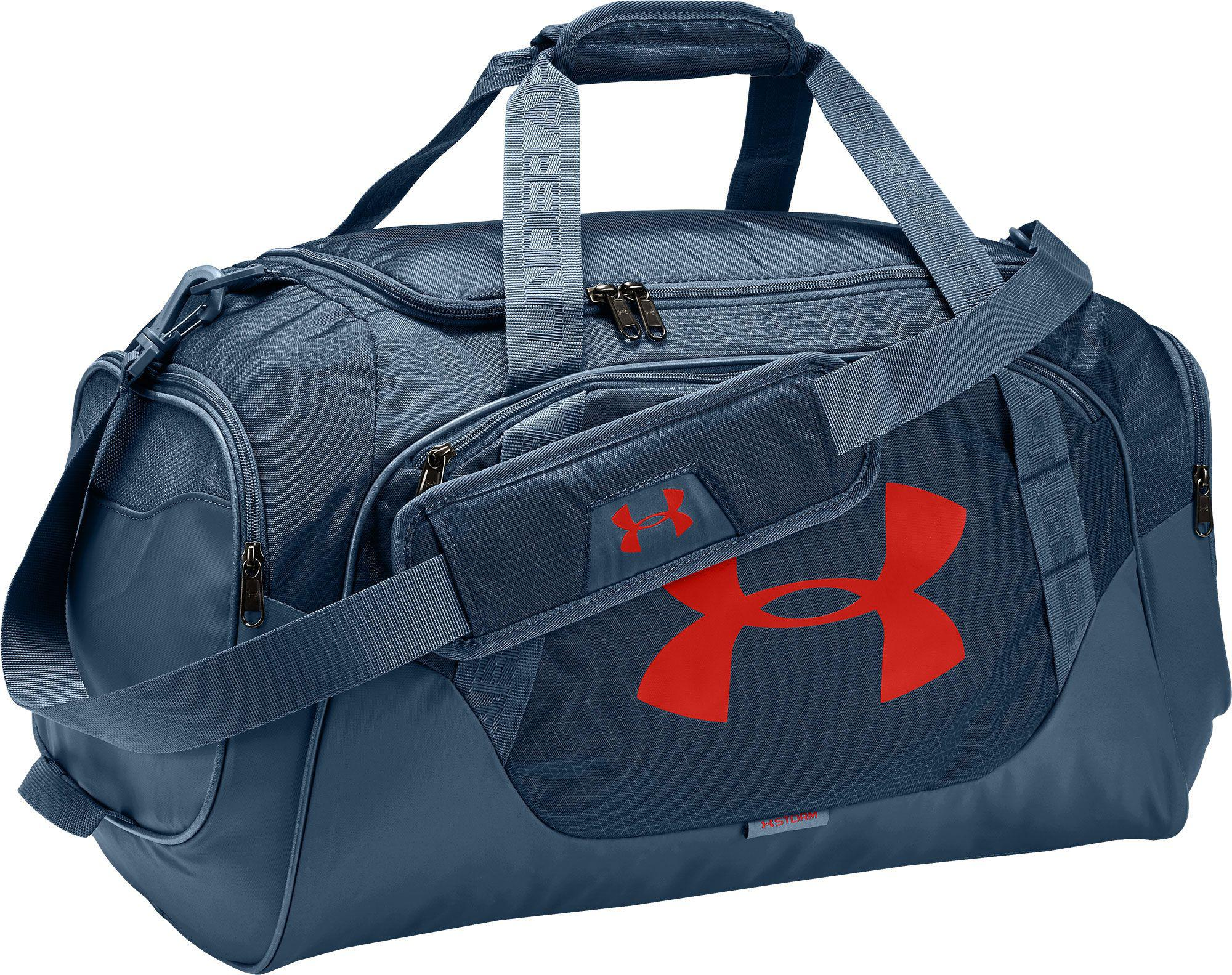 7a82998b46 Lyst - Under Armour Undeniable 3.0 Medium Duffle Bag in Blue for Men