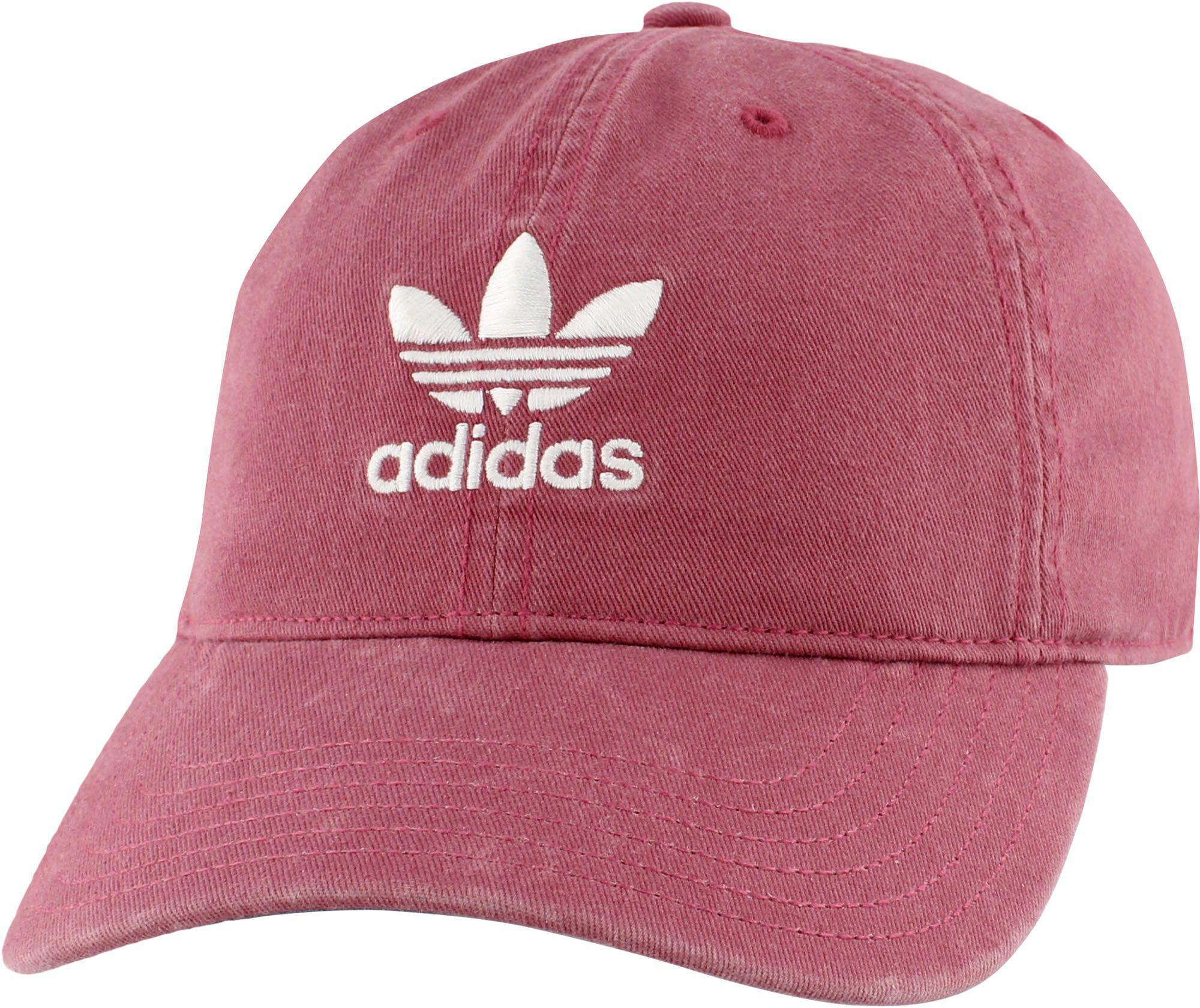 Adidas - Multicolor Originals Relaxed Strapback Hat - Lyst. View fullscreen e54698683992