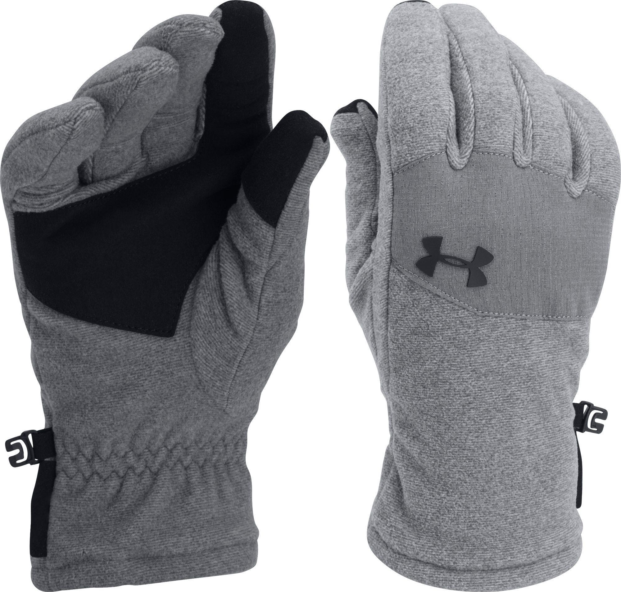 Under Armour Mens ColdGear Infrared Fleece Glove