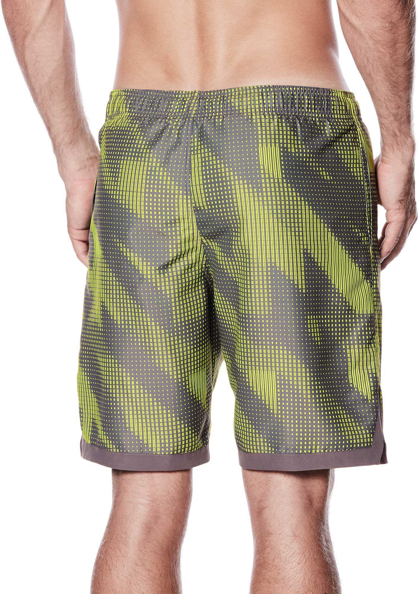 f92c944087 Nike - Green Tidal Flow Horizon Swim Trunks for Men - Lyst. View fullscreen