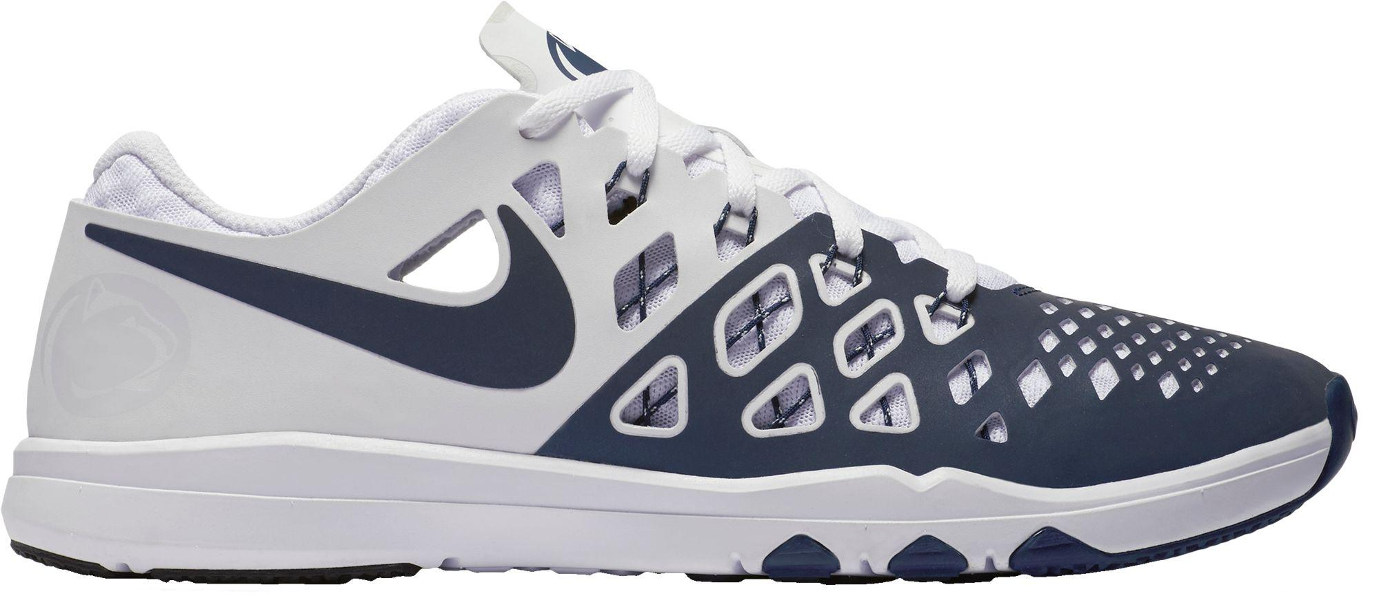 47e8f20879d5 Lyst - Nike Train Speed 4 College Team Logo Training Shoes in Blue ...
