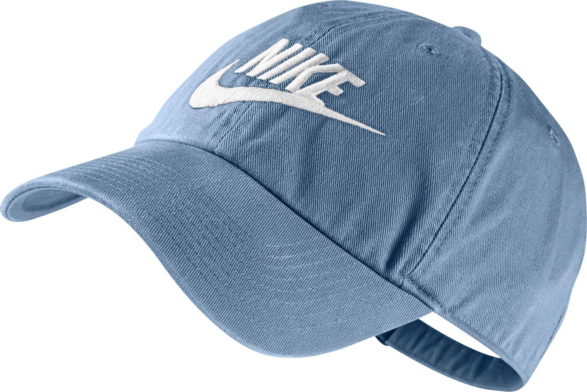5d41f317b0b3c Nike Heritage 86 Futura Adjustable Hat in Blue for Men - Lyst