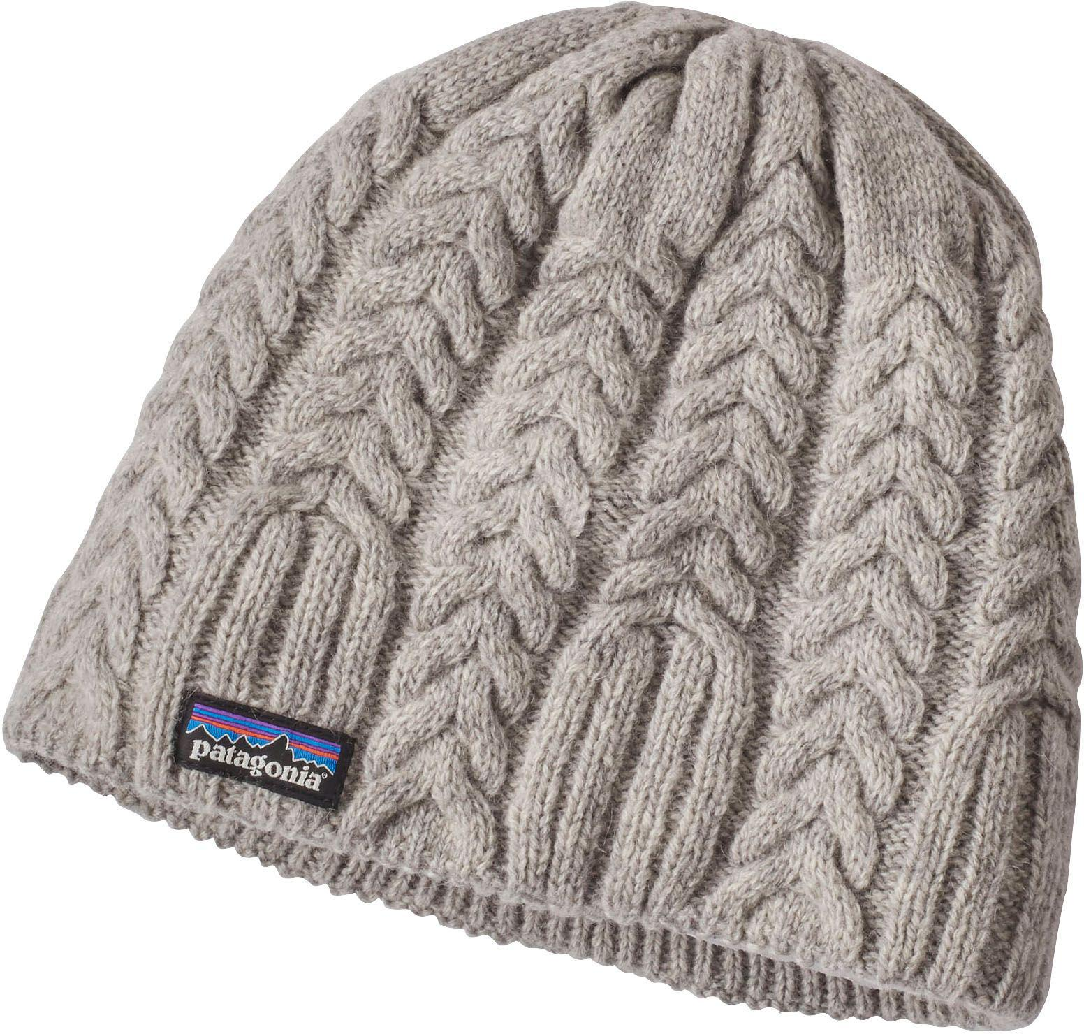 8a622521451 Patagonia - Gray Cable Beanie - Lyst. View fullscreen