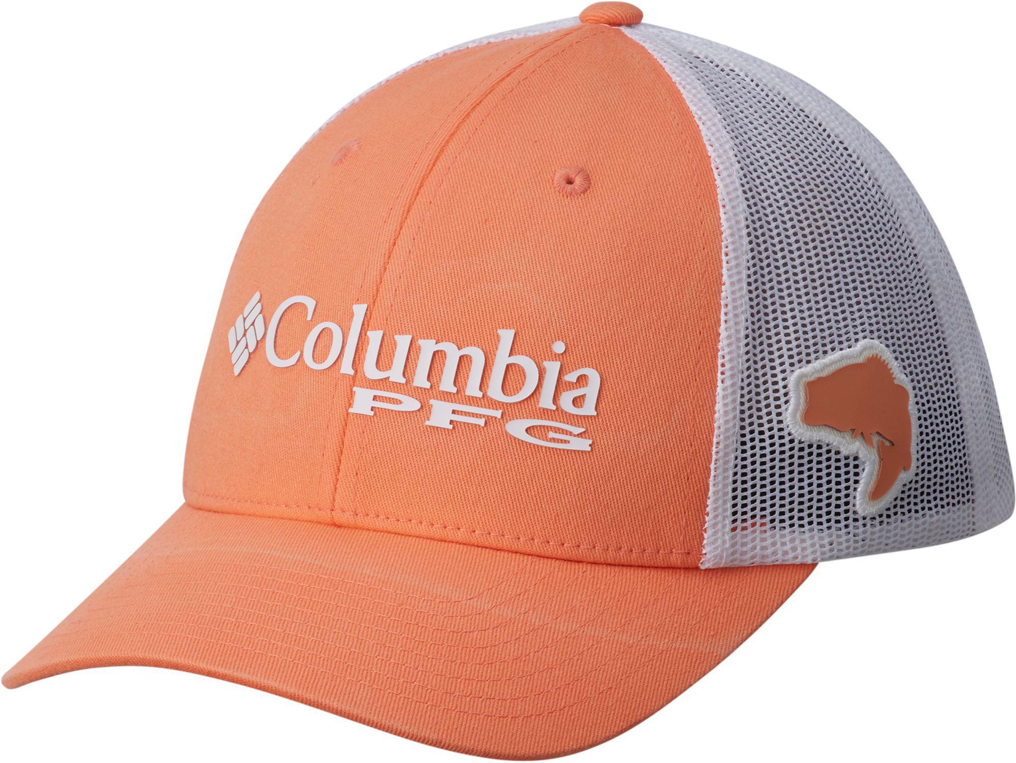 c1f87ba1d Columbia - Multicolor Pfg Mesh Snap Back Cap for Men - Lyst. View fullscreen